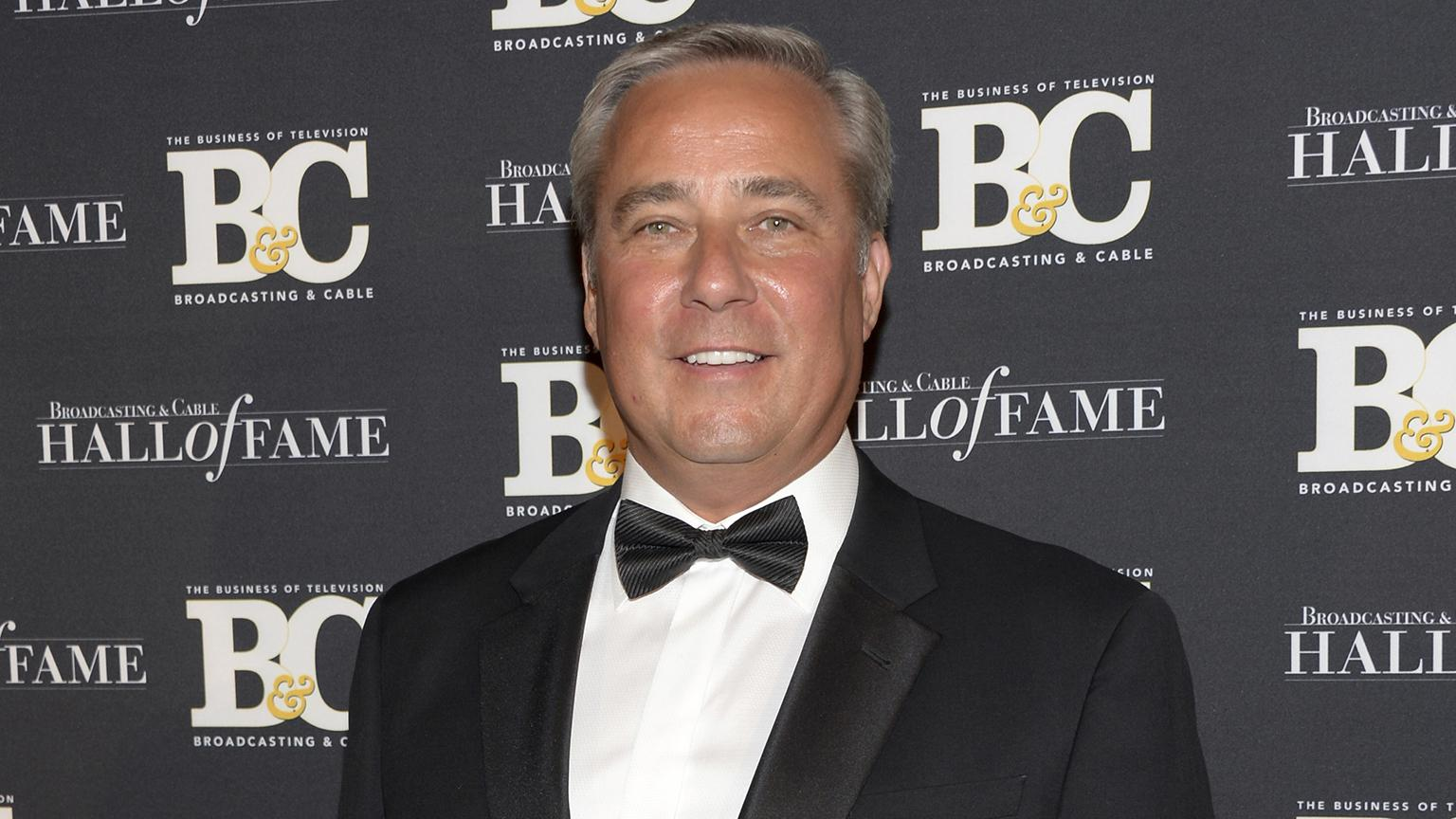 In this Oct. 29, 2014, file photo honoree Perry Sook, Chairman, President and CEO of Nexstar Broadcasting Group, attends the 24th Annual Broadcasting and Cable Hall of Fame Awards at the Waldorf-Astoria in New York. (Evan Agostini / Invision /AP File Photo)