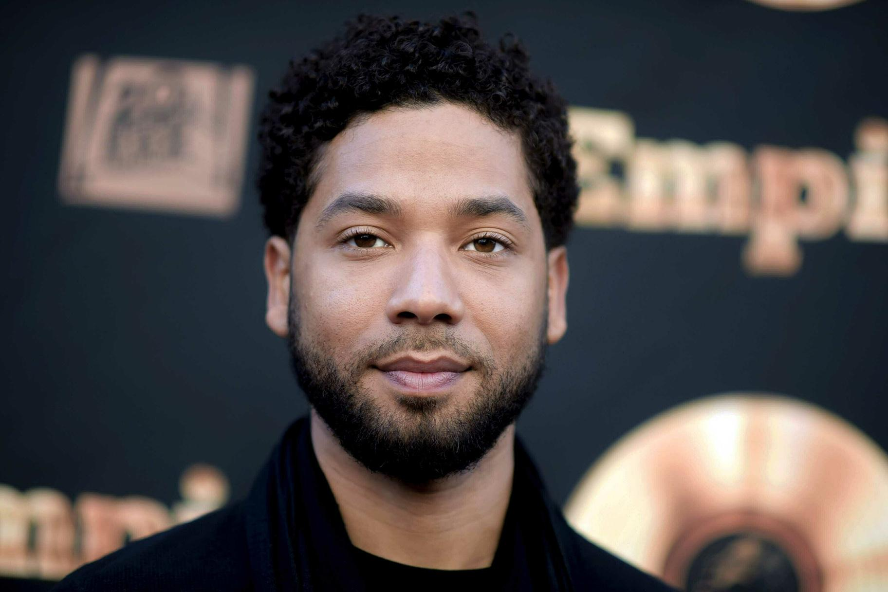 "In this May 20, 2016 file photo, actor and singer Jussie Smollett attends the ""Empire"" FYC Event in Los Angeles. (Richard Shotwell / Invision / AP, File)"