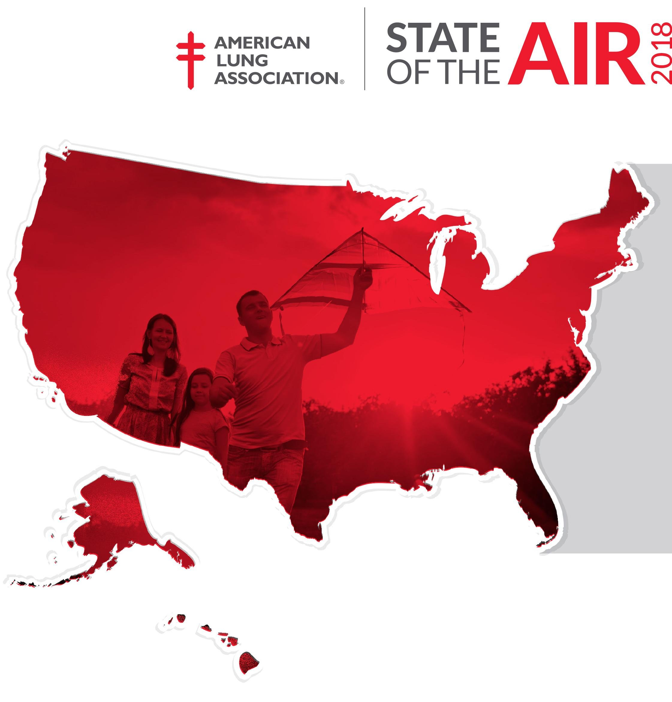 Document: The American Lung Association's 2018 State of the Air Report (Courtesy American Lung Association)