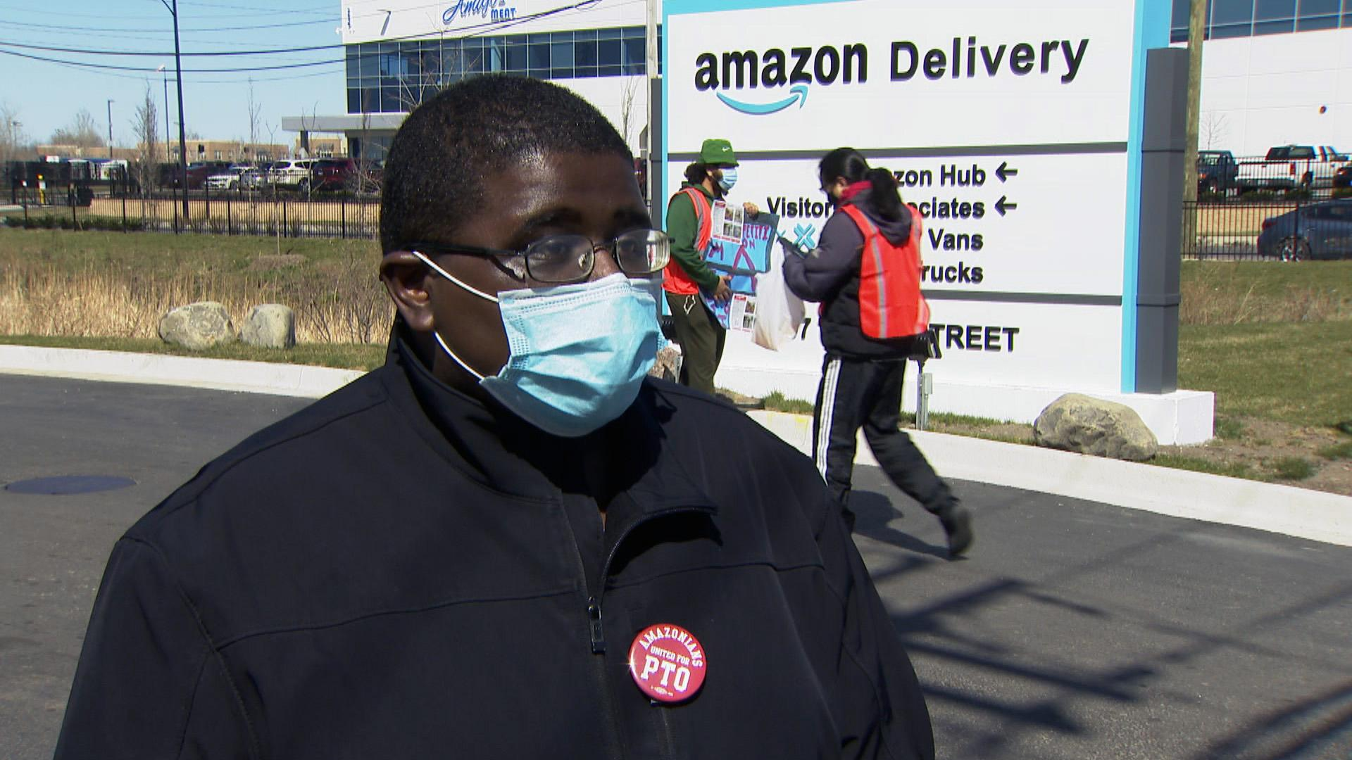 Amazon Employees in Chicago Demand Accommodations for 'Brutal' Shift