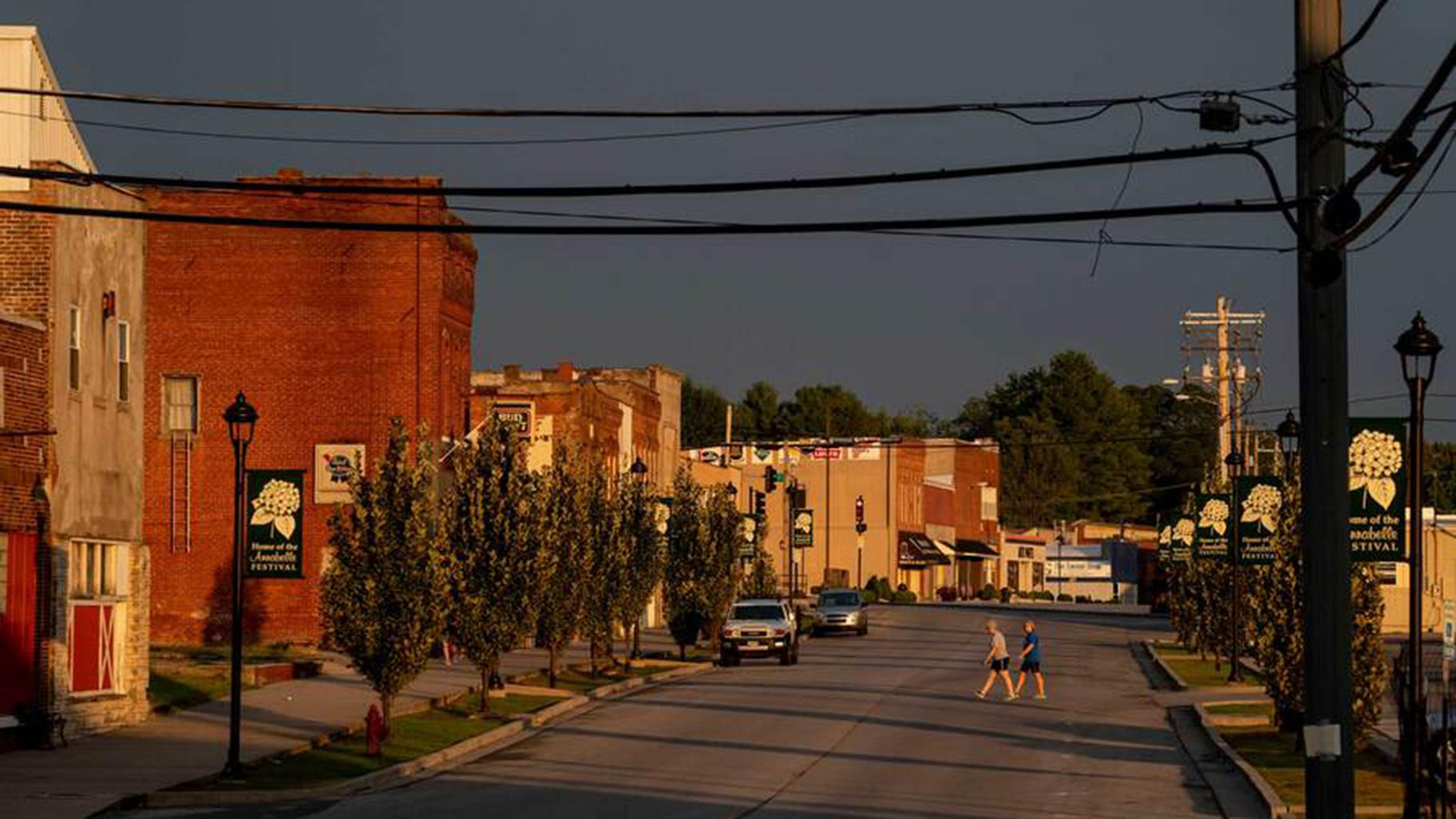 The city of Anna. (Whitney Curtis, special to ProPublica Illinois)