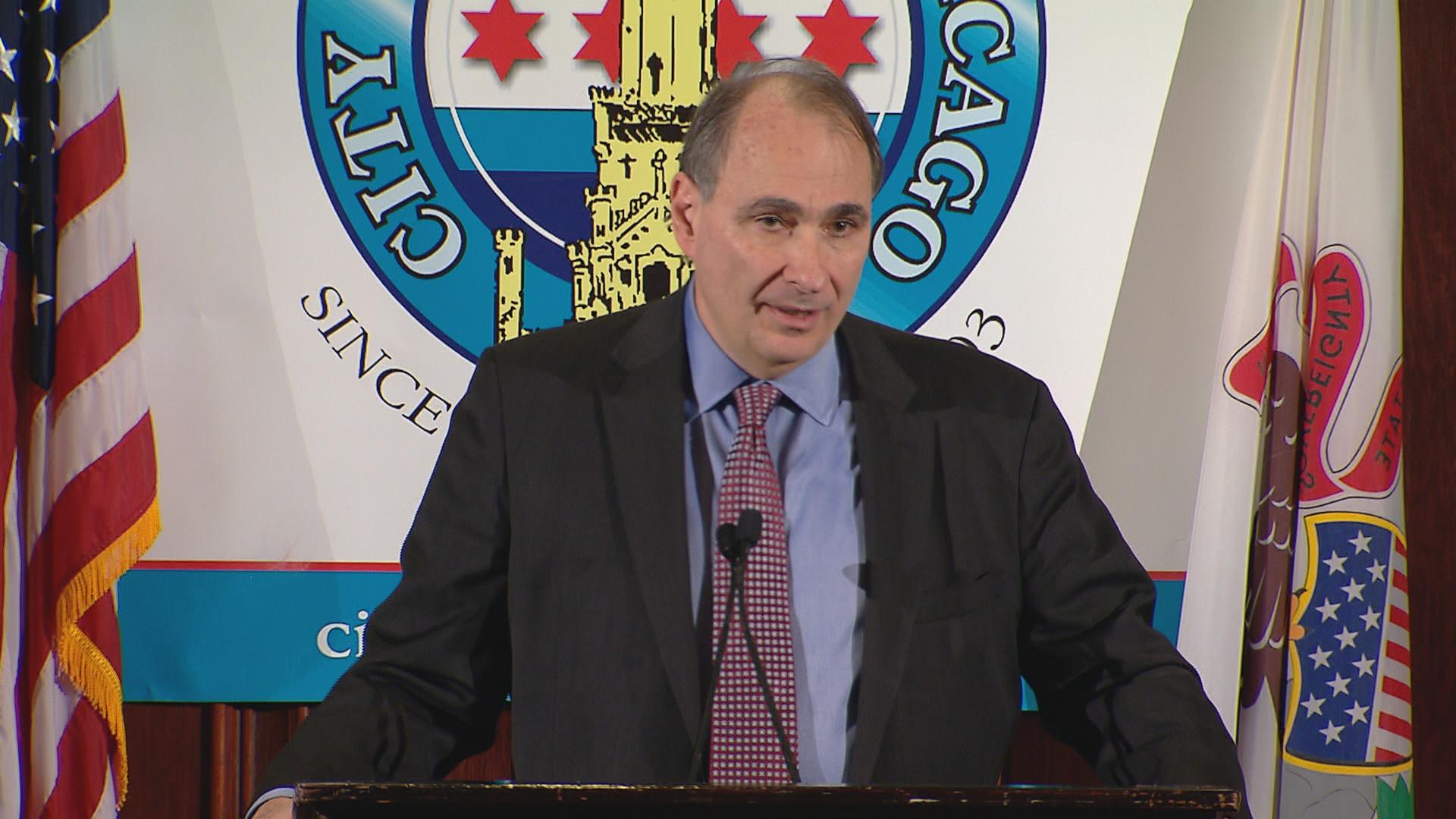 David Axelrod (Chicago Tonight)