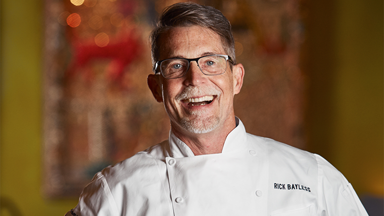 """Mexico: One Plate at a Time"" host Rick Bayless joins in the Chicago Gourmet fun this weekend. (Galdones Photography)"