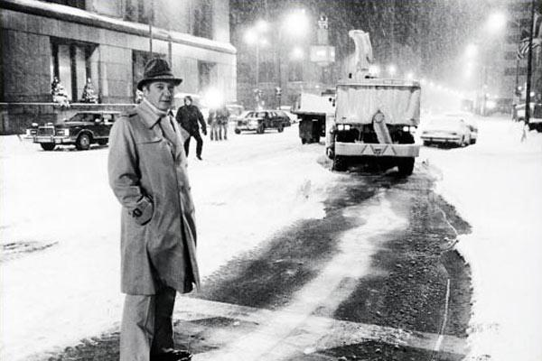 The January 1979 blizzard is seen as costing Michael Bilandic his bid for re-election.