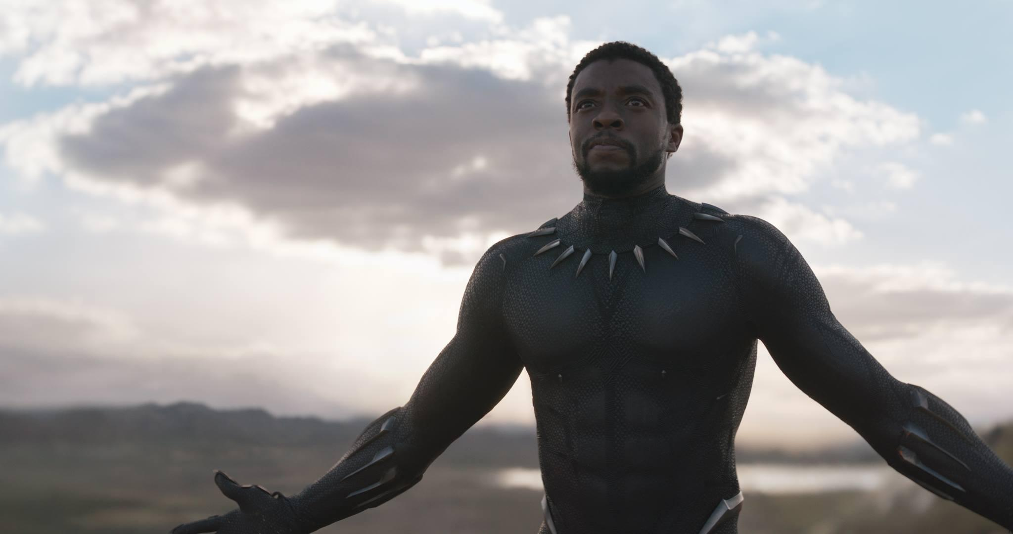 """Black Panther,"" starring Chadwick Boseman, is scheduled to be shown Tuesday, June 4 in Millennium Park. (Black Panther / Facebook)"