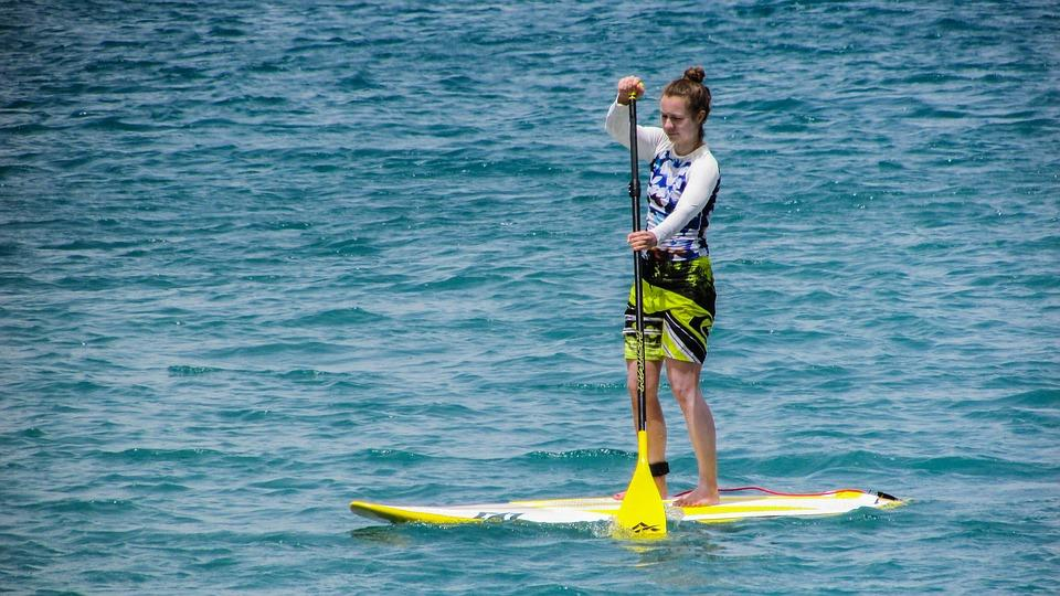 Stand up paddle boarding: As easy as it looks?