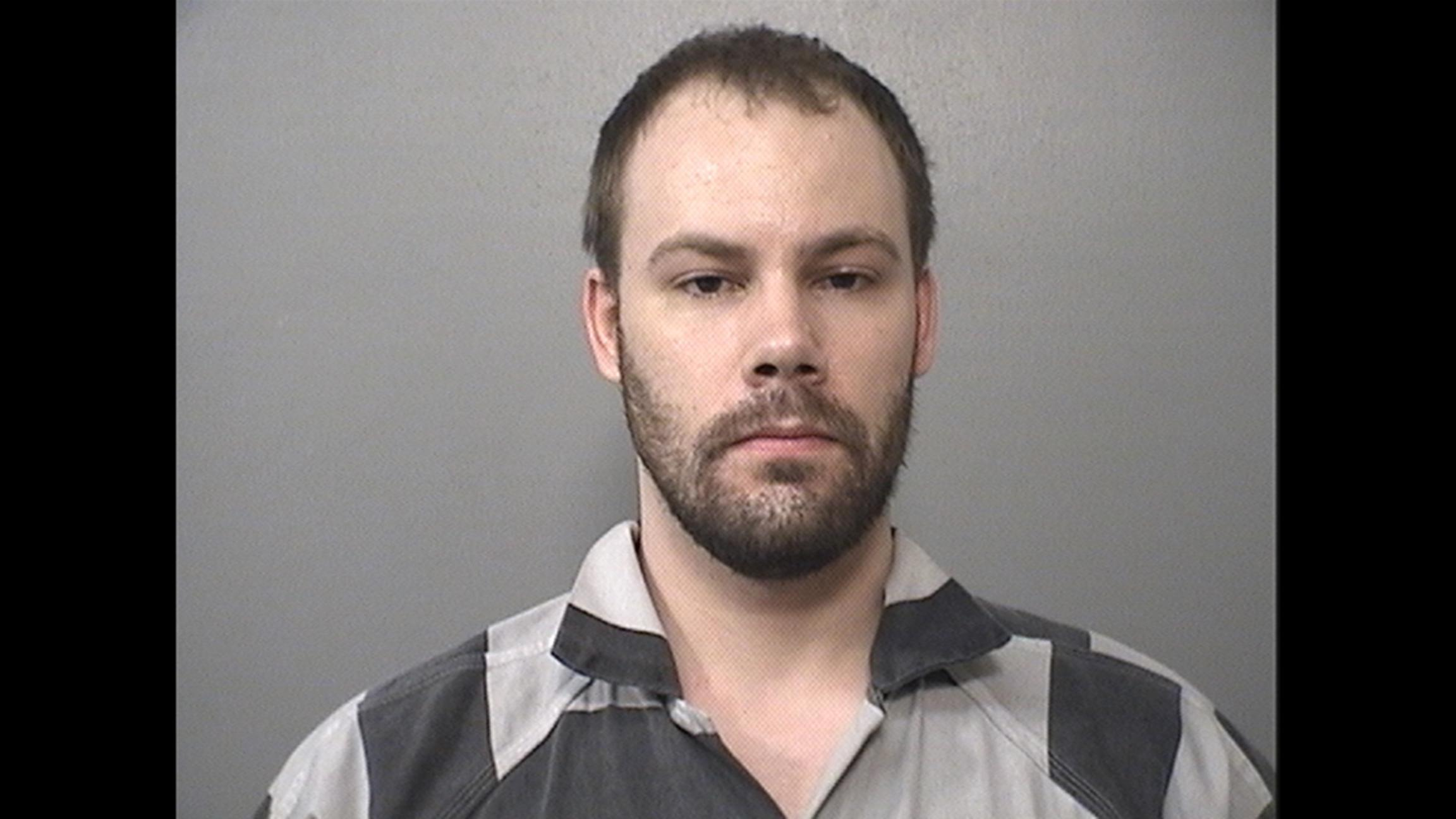 Brendt Christensen could face the death penalty if convicted in the disappearance and murder of Yingying Zhang. (Macon County Sheriff's Department)