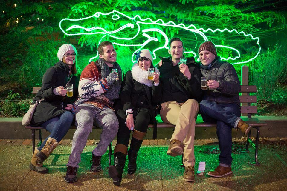 Brighten up your night at BrewLights. (Lincoln Park Zoo / Facebook)