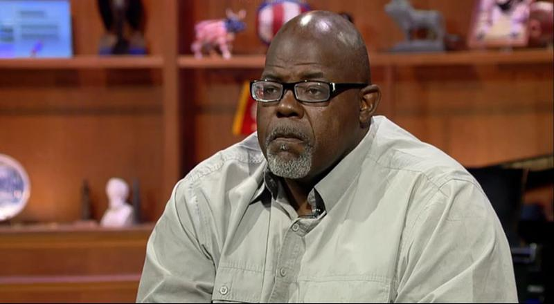 "Jitu Brown appears on ""Chicago Tonight"" in September 2015. Brown and the Journey For Justice Alliance hope to schedule listening sessions before the November election with Hillary Clinton, Donald Trump and Jill Stein to discuss education reform. (Chicago Tonight)"