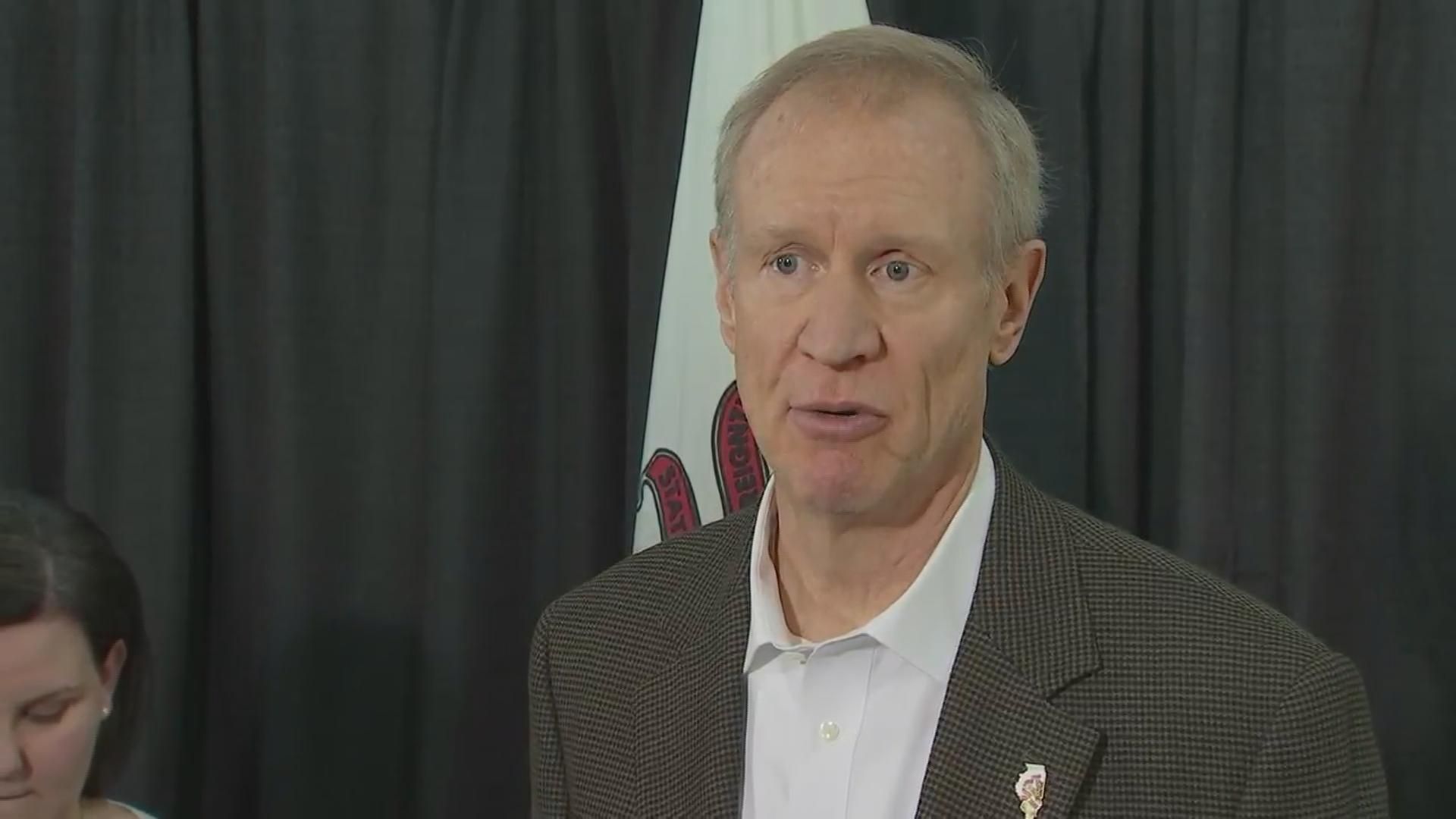 To Explain Change On Abortion, Rauner Cites Economic Agenda