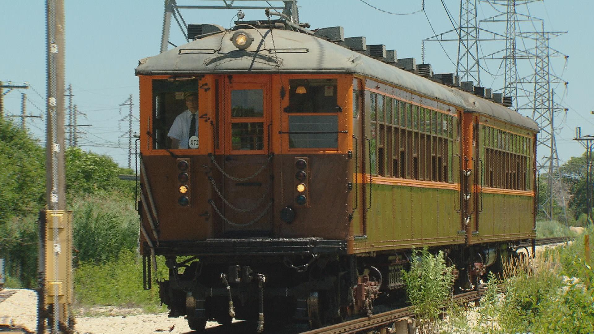 Vintage CTA Trains, Buses Offer Peek at 1920s Transit | Chicago ...