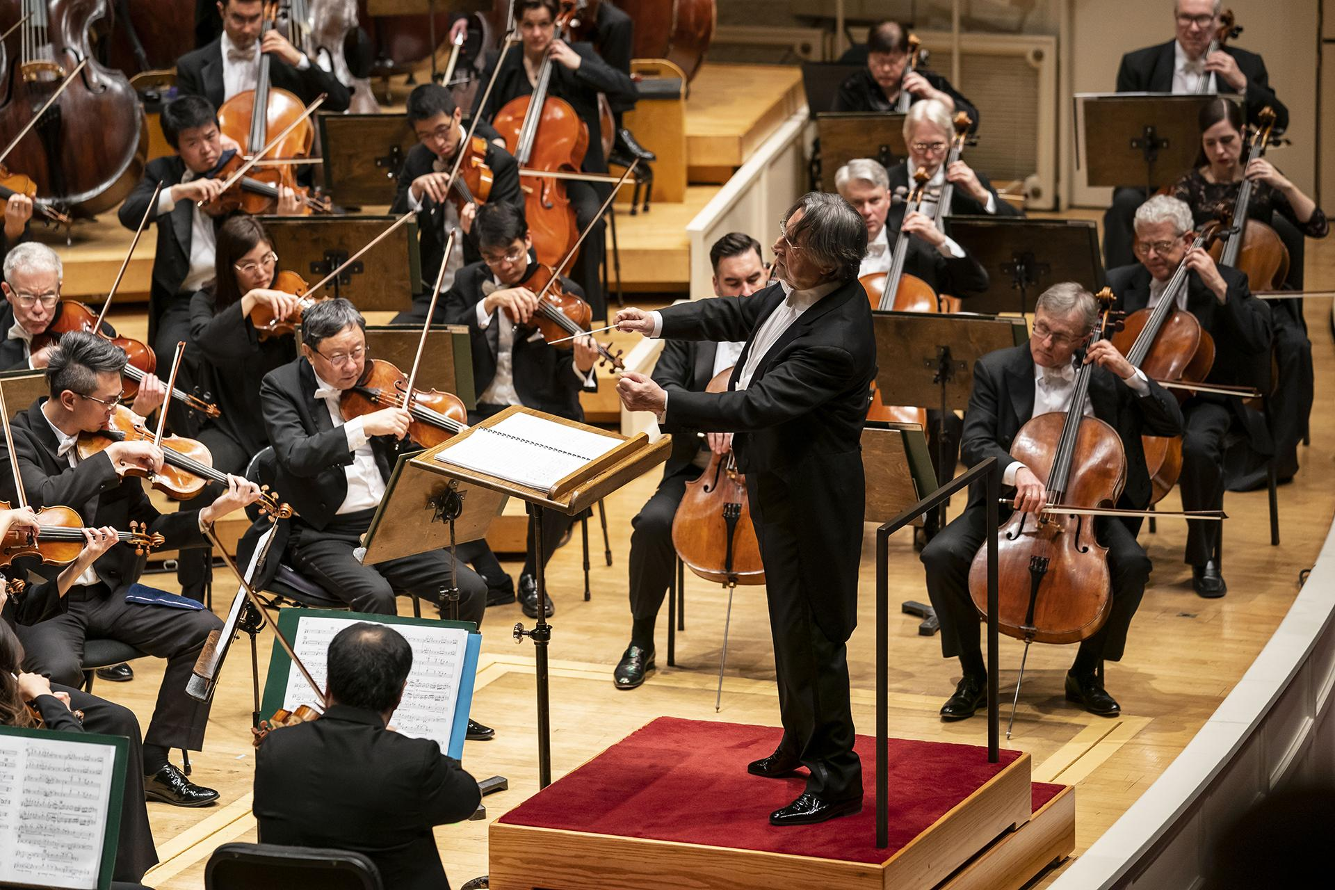 CSO Concert Moves from Earthly Horror to Heavenly Yearning | Chicago