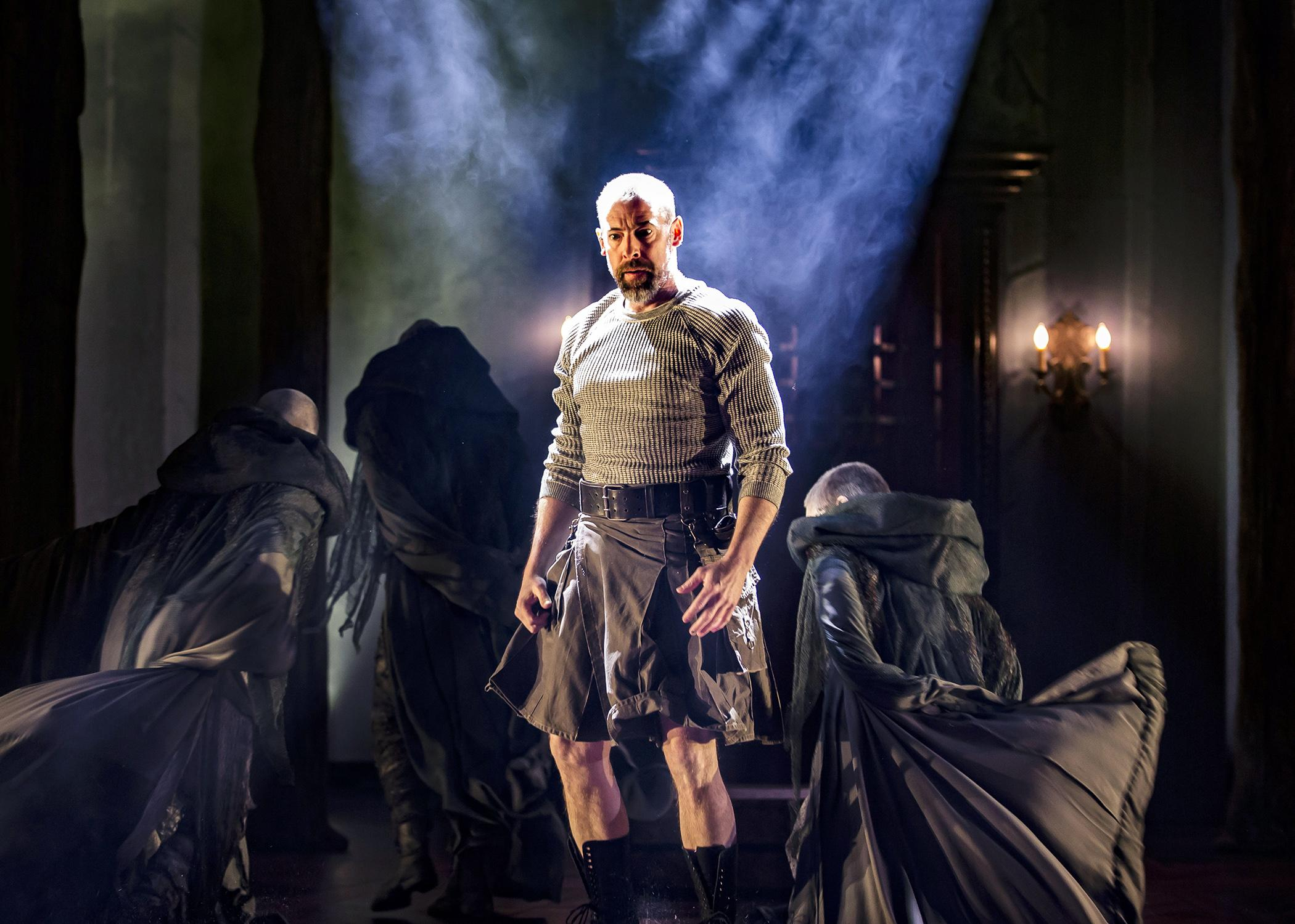 the role of supernatural forces in shakespeares play macbeth In this lesson, we will explore how shakespeare often defies traditional ideas and stereotypes about gender in his plays specifically, we will look at gender roles in 'macbeth,' shakespeare's.