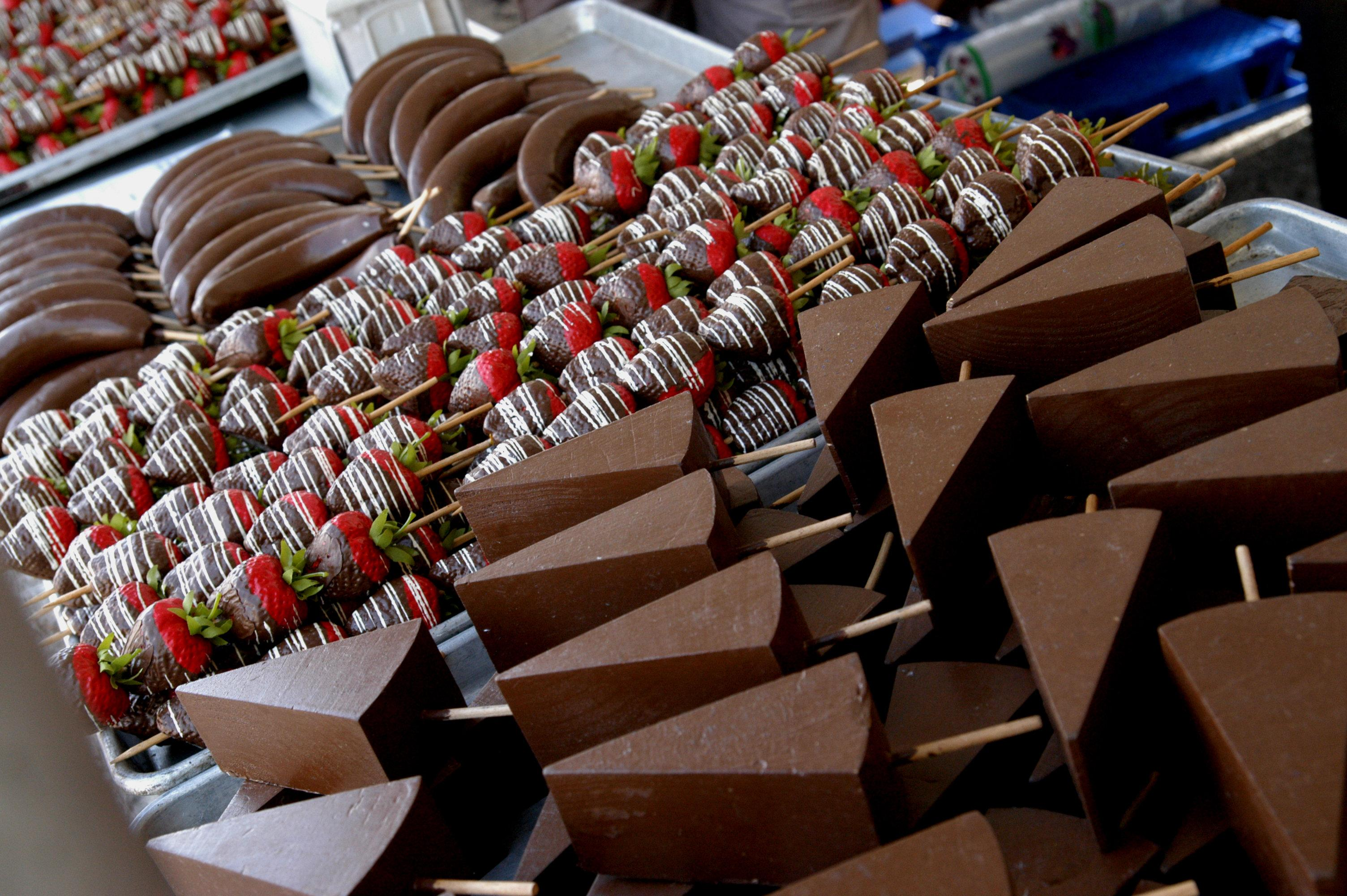 (Long Grove Chocolate Fest)