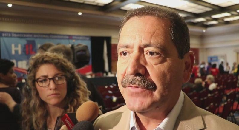 "Cook County Commissioner Jesus ""Chuy"" Garcia (Evan Garcia / Chicago Tonight)"