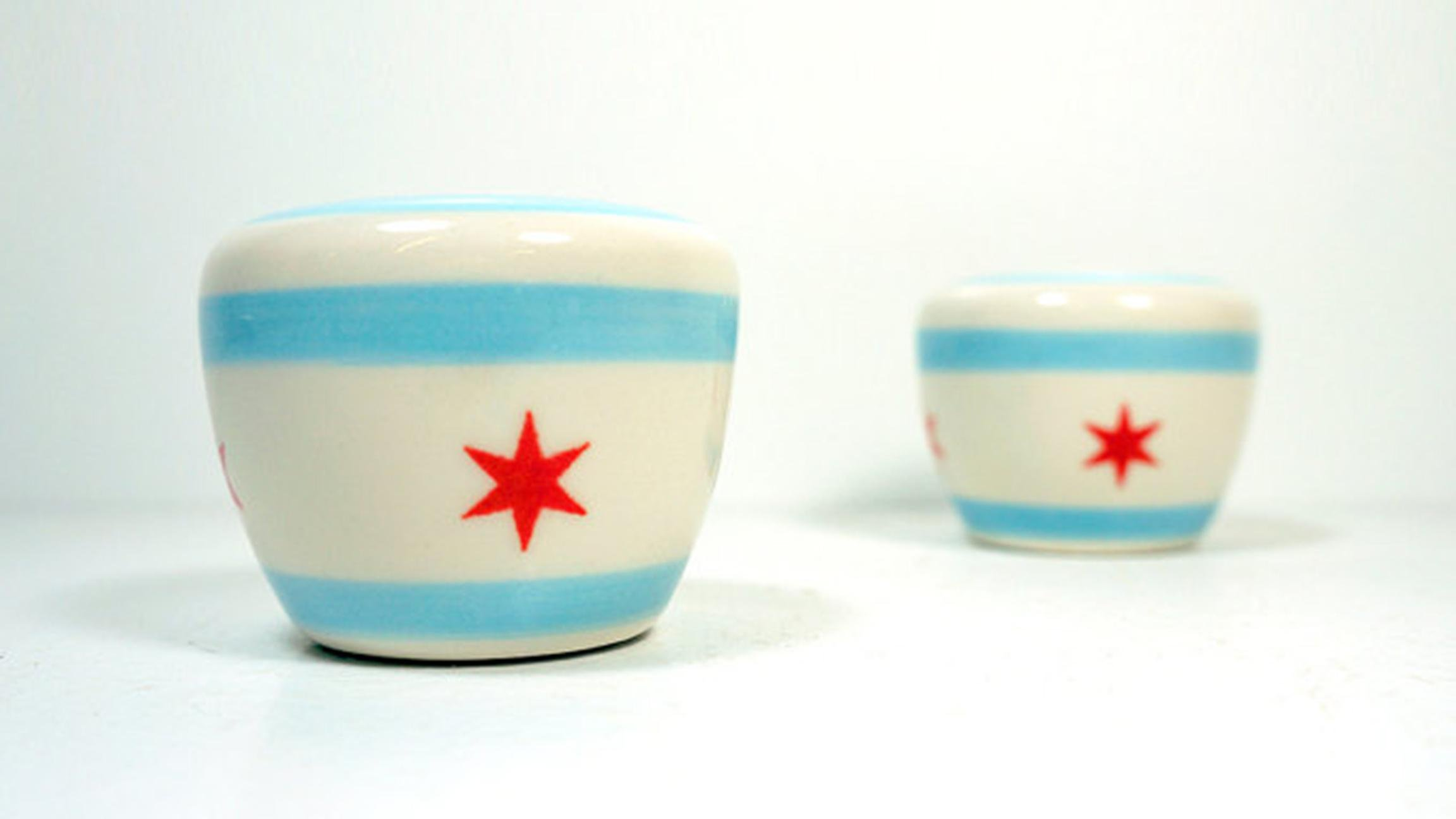 Circa Ceramics are one of the many vendors participating in this weekend's Made in Chicago Market.