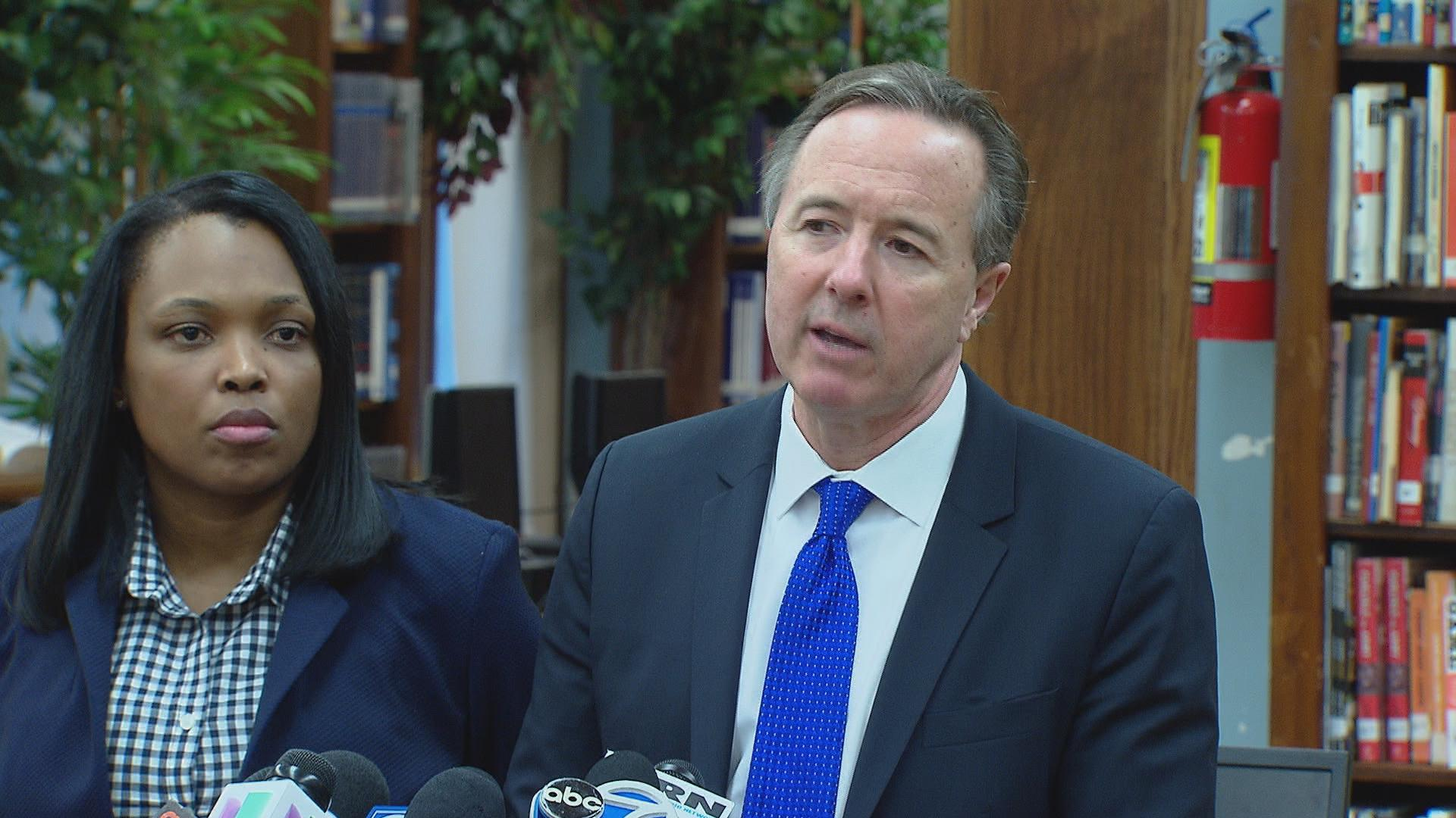 """When we get through this, we will look at our legal options,"" Forrest Claypool said Thursday about CTU's planned ""Day of Action."""