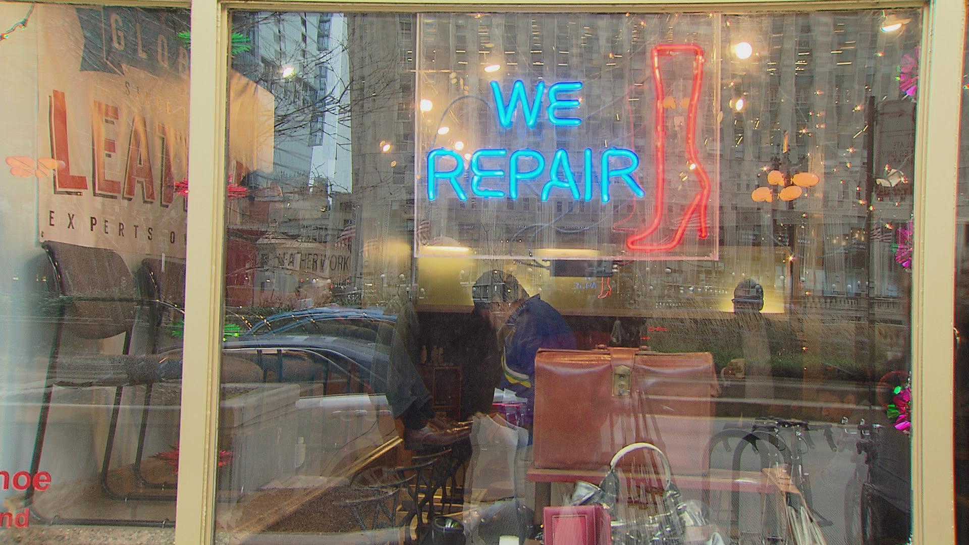 Shoe Repair Milwaukee Ave Chicago