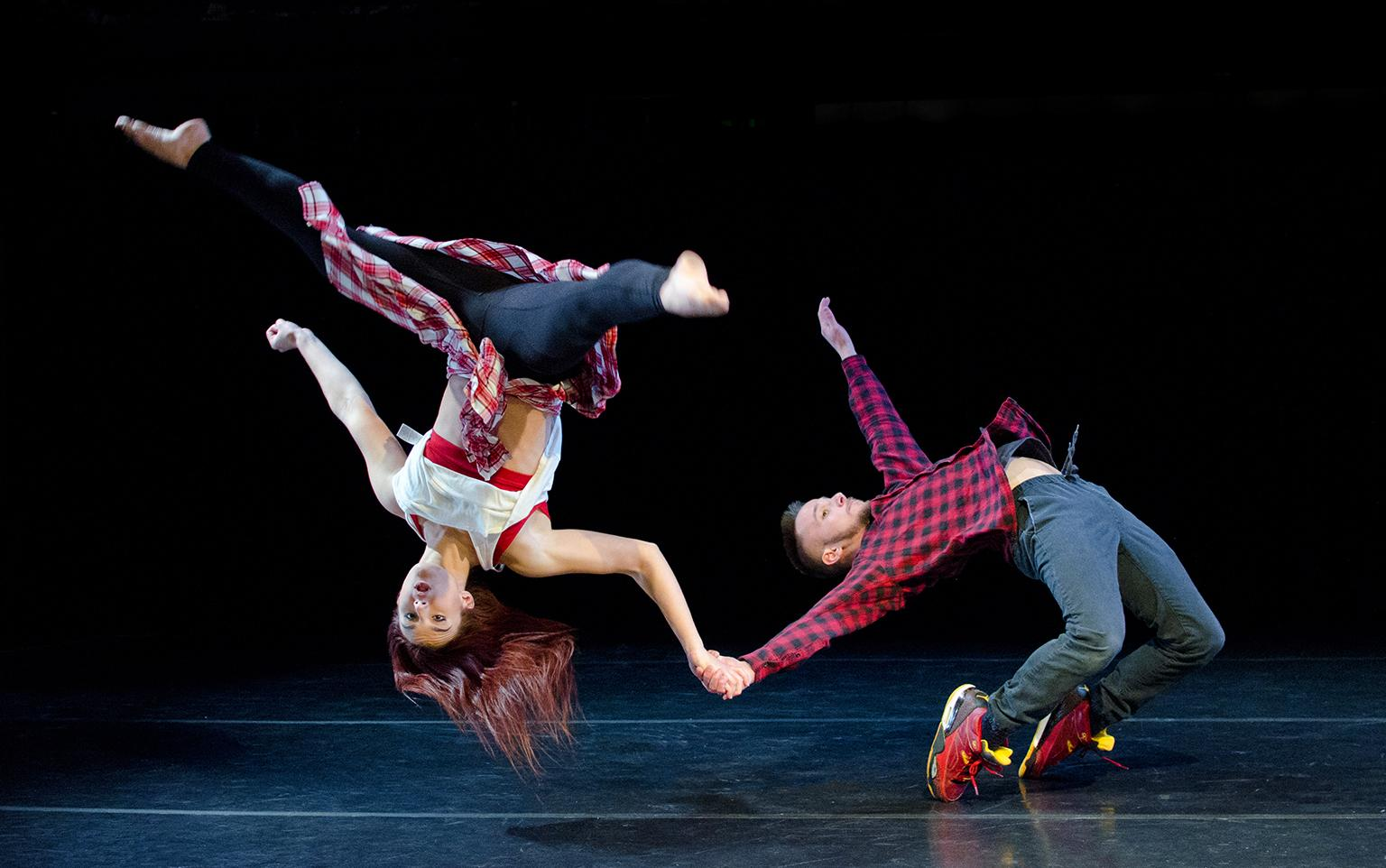 Chicago Dance Crash (Credit: Ashley Deran)