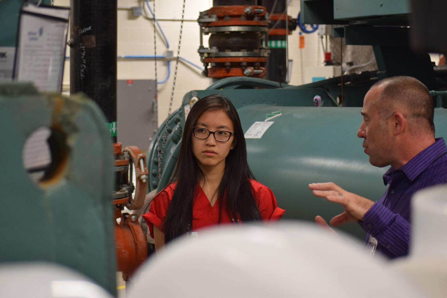 Northwestern Program Offers Local Teens Medical School