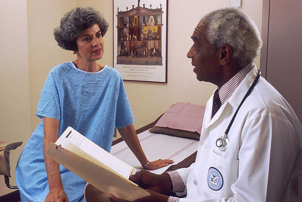 University of Chicago researchers suggest specific medical diagnoses and health behaviors are less important than mental health, sensory function, mobility and bone fractures in identifying vulnerable health classes. (Bill Branson via Wikimedia Commons)