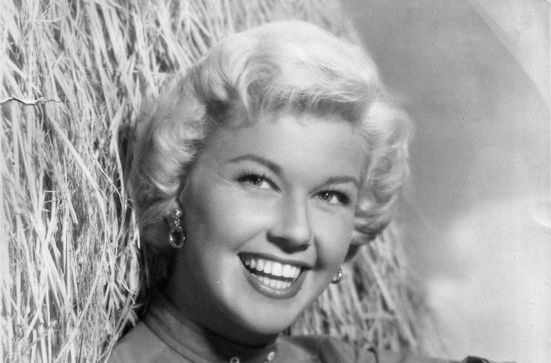 Doris Day (Wikimedia Commons)
