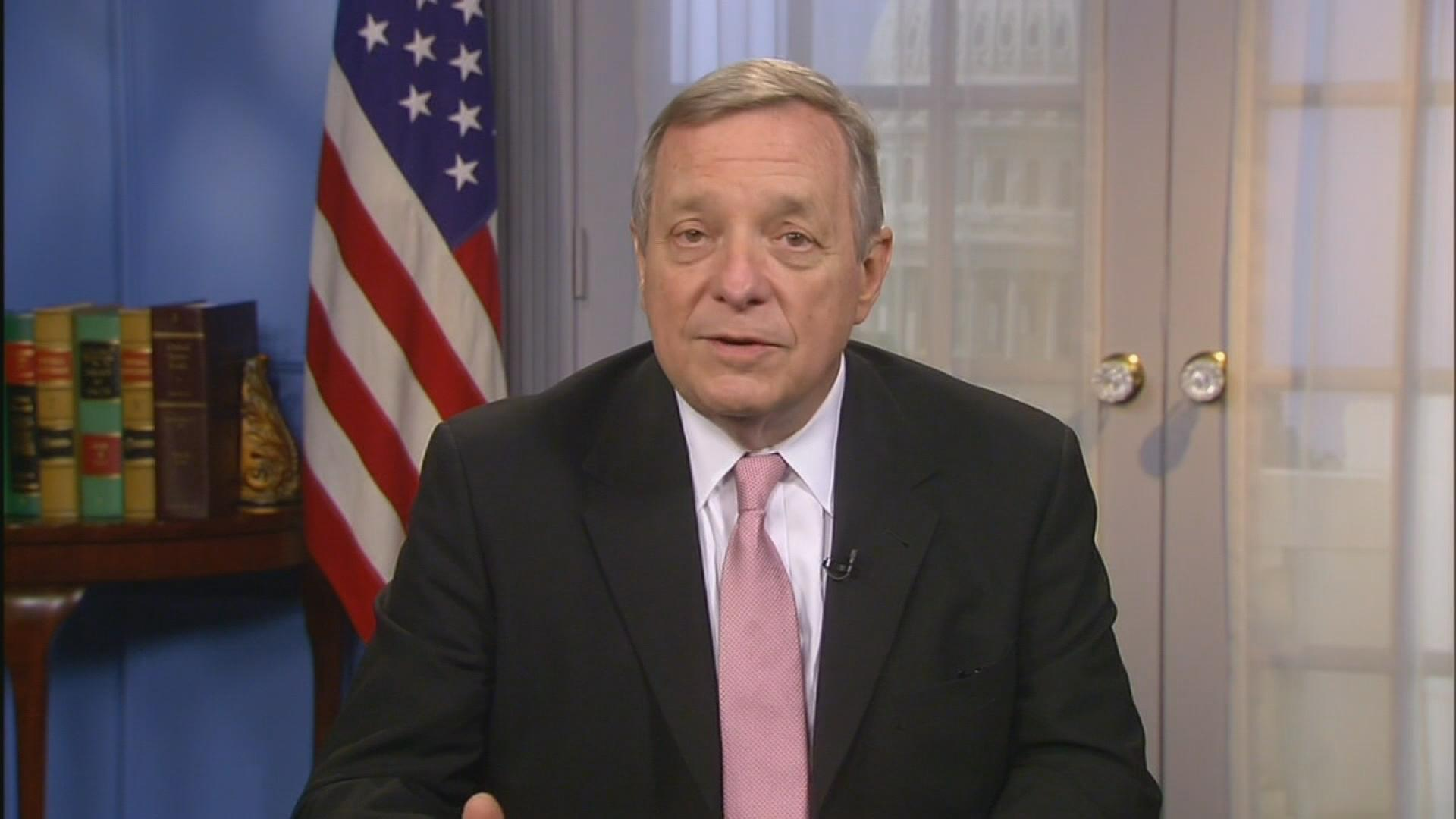 Image result for Dick Durbin