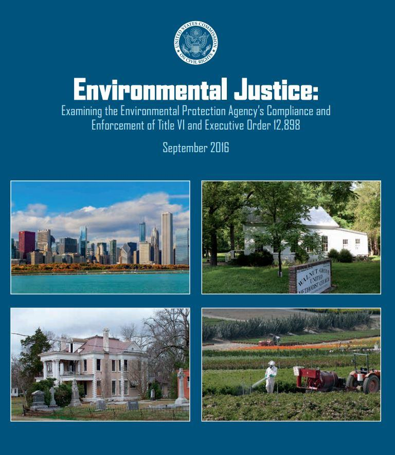 Report on Environmental Justice (U.S. Commission on Civil Rights)