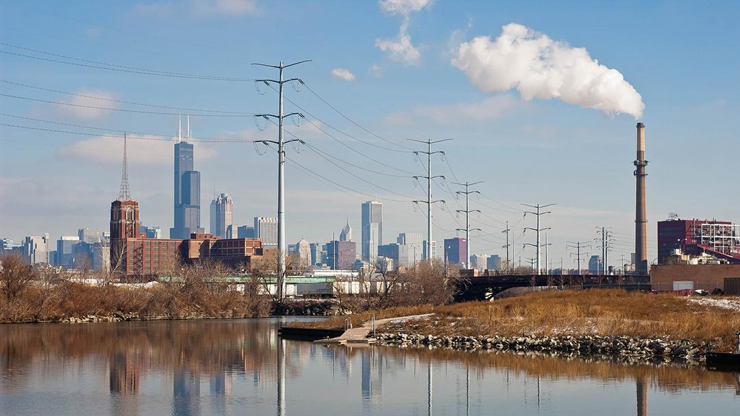Chicago Gets F Grade In 2018 Air Pollution Report