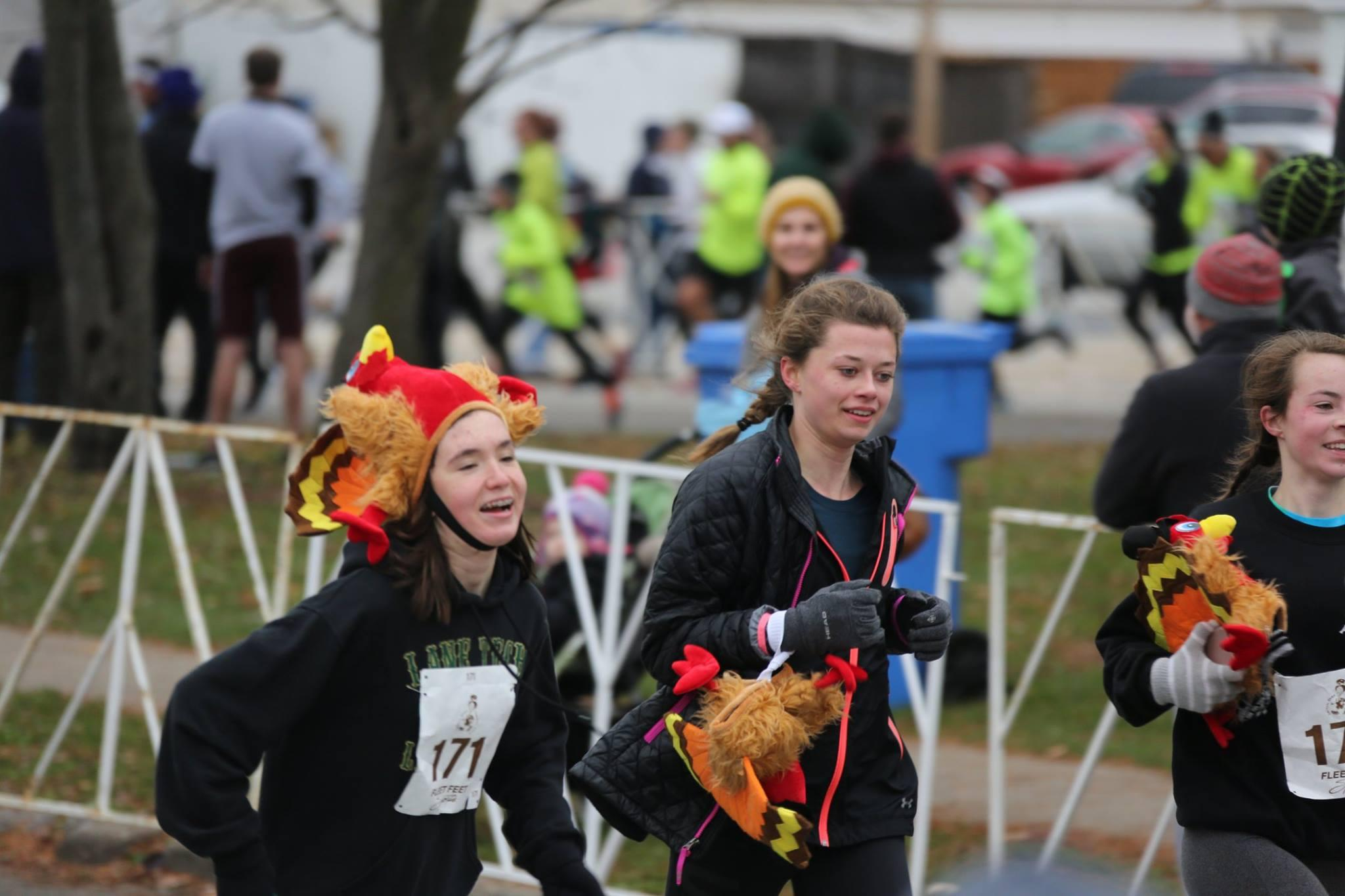 (Edison Park Turkey Trot / Facebook)