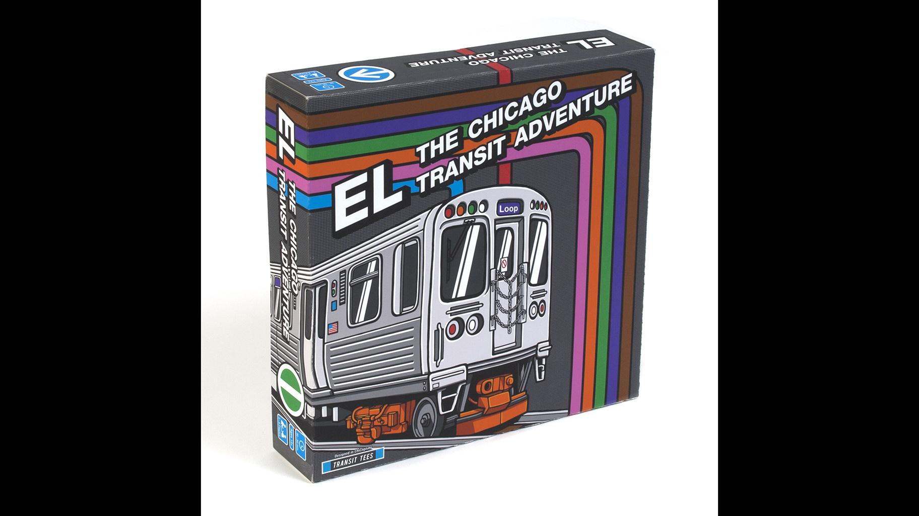 (El Board Game / Transit Tees)