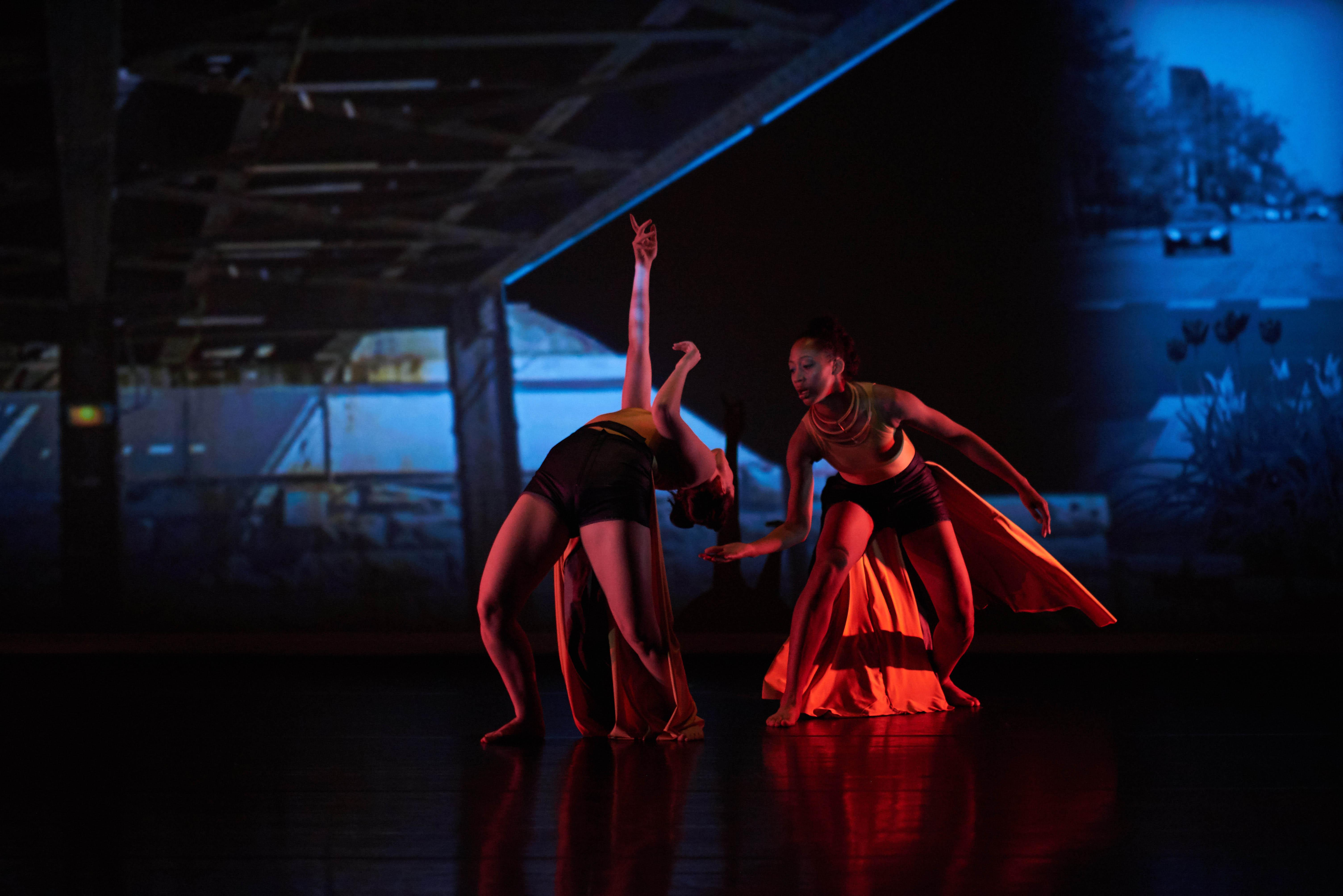 Red Clay Dance performs Thursday at the South Shore Cultural Center as part of Elevate Chicago Dance.