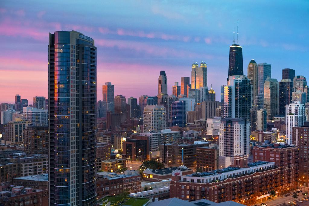 Chicago Becomes Leed Certified For Green Building Initiatives