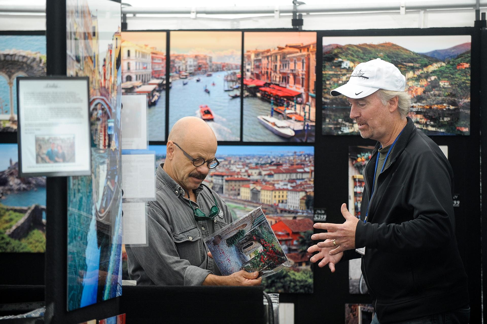 Evanston Art & Big Fork Festival returns August 13-15, 2021 (Courtesy Amdur Productions)