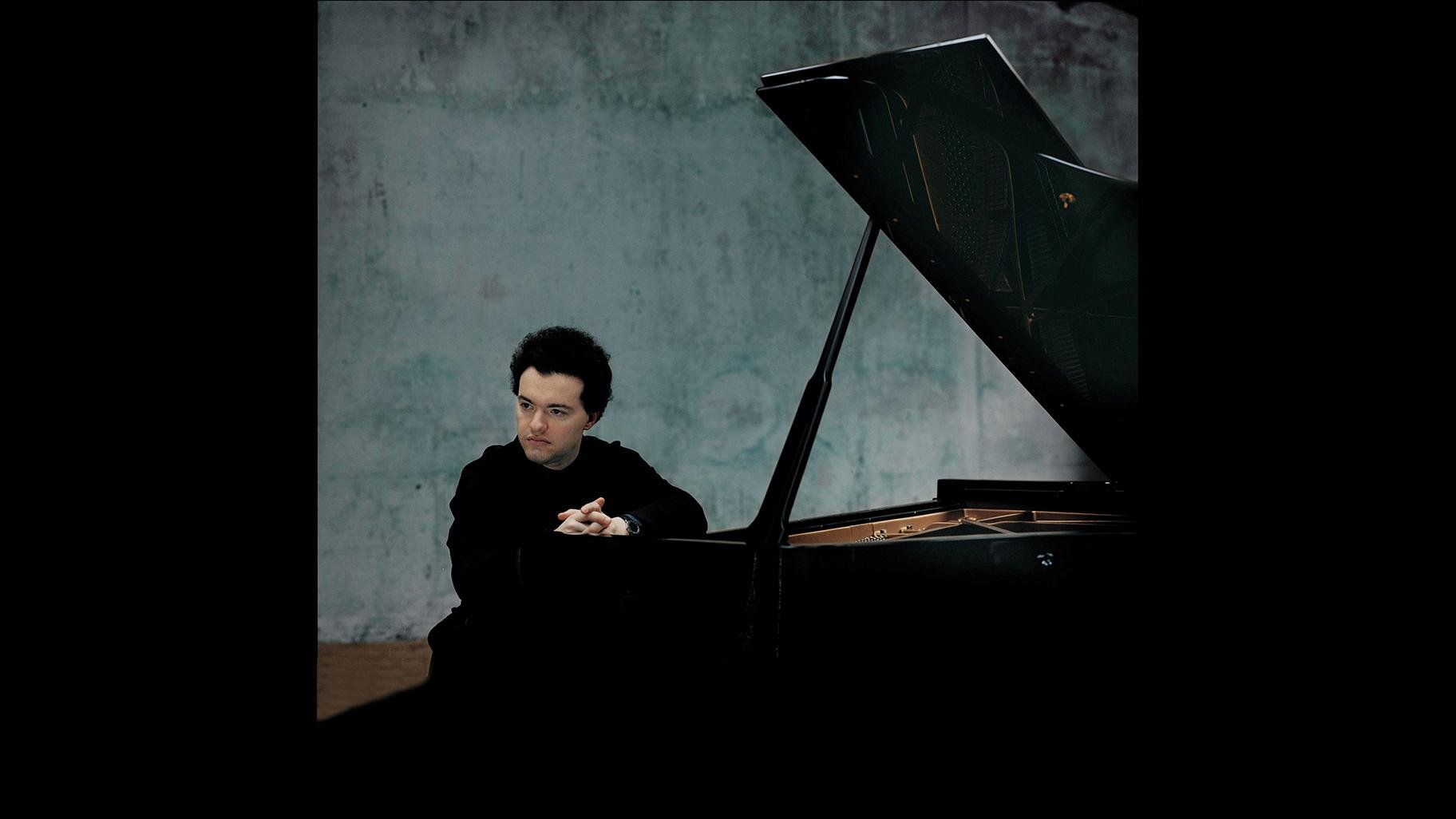 Evgeny Kissin (Courtesy of the Chicago Symphony Orchestra)