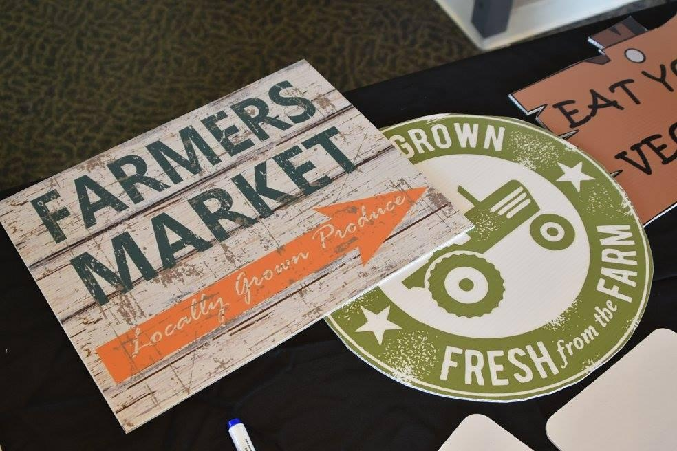 Reports in recent years have indicated that farmers markets might have reached their peak in the U.S. (Illinois Farmers Market Association / Facebook)