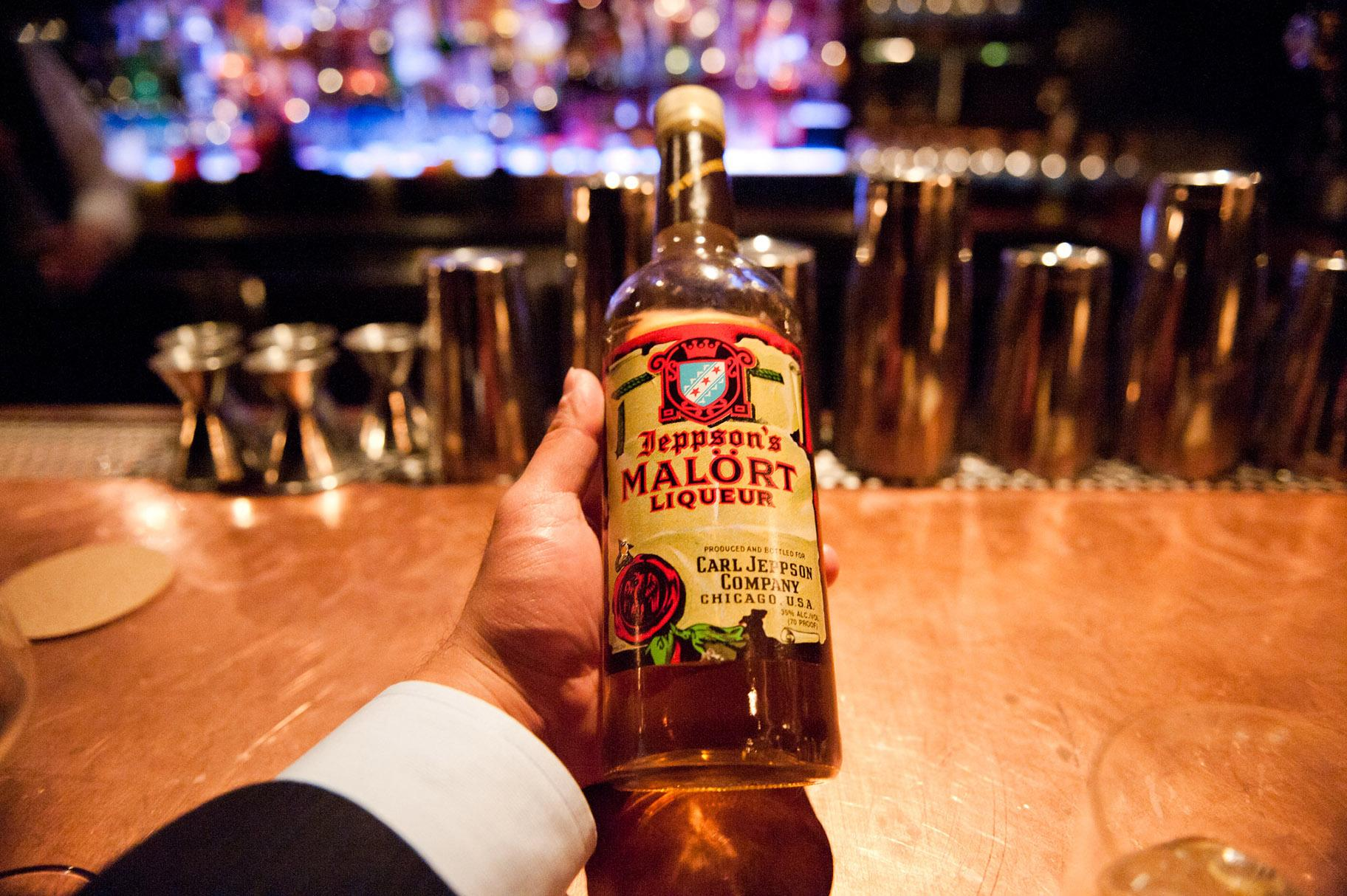 Malort – Chicago's most infamous liquor – makes our 2019 holiday gifts list. (star5112 / Flickr)