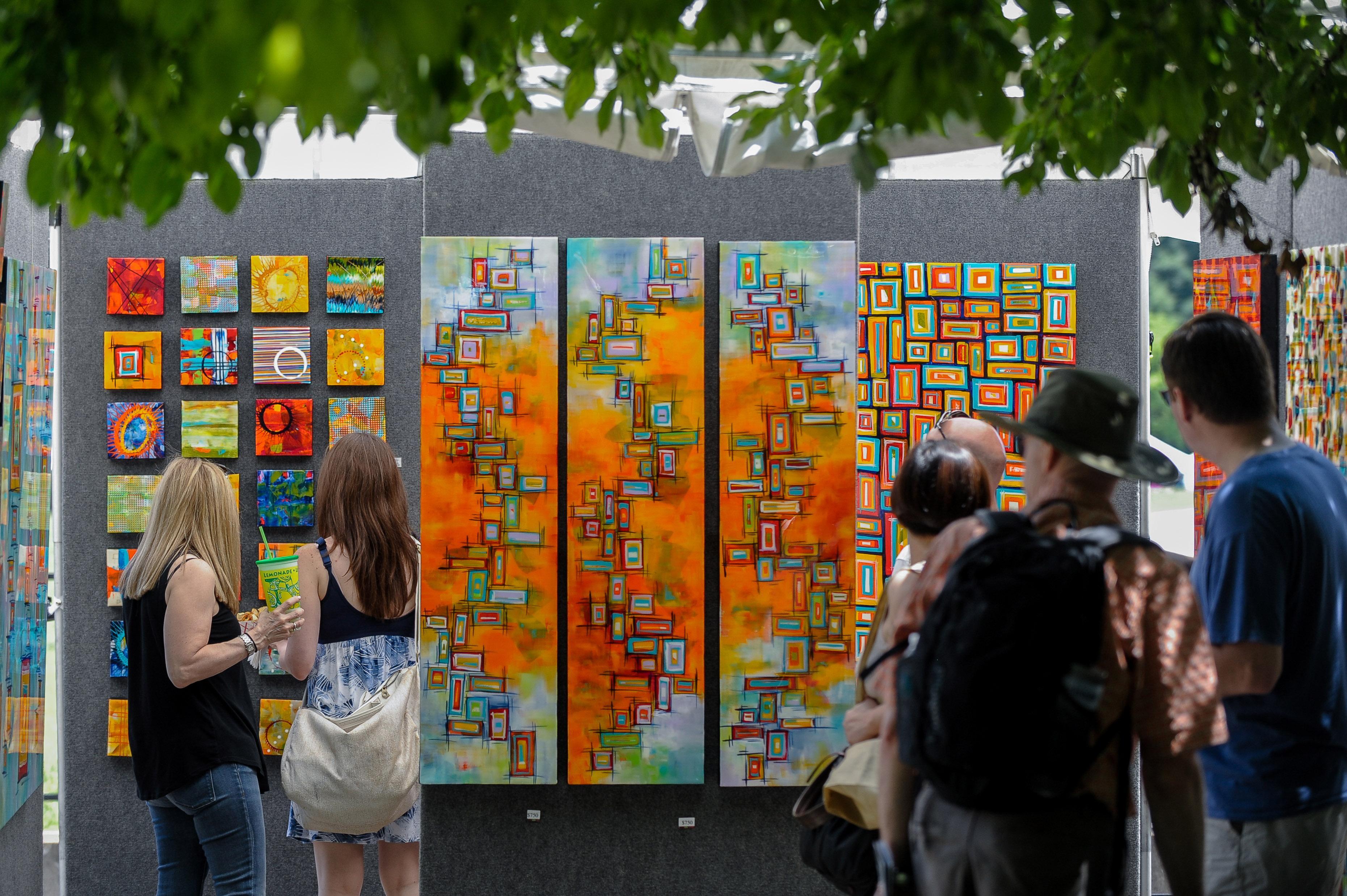 Gold Coast Art Fair (Amdur Productions)