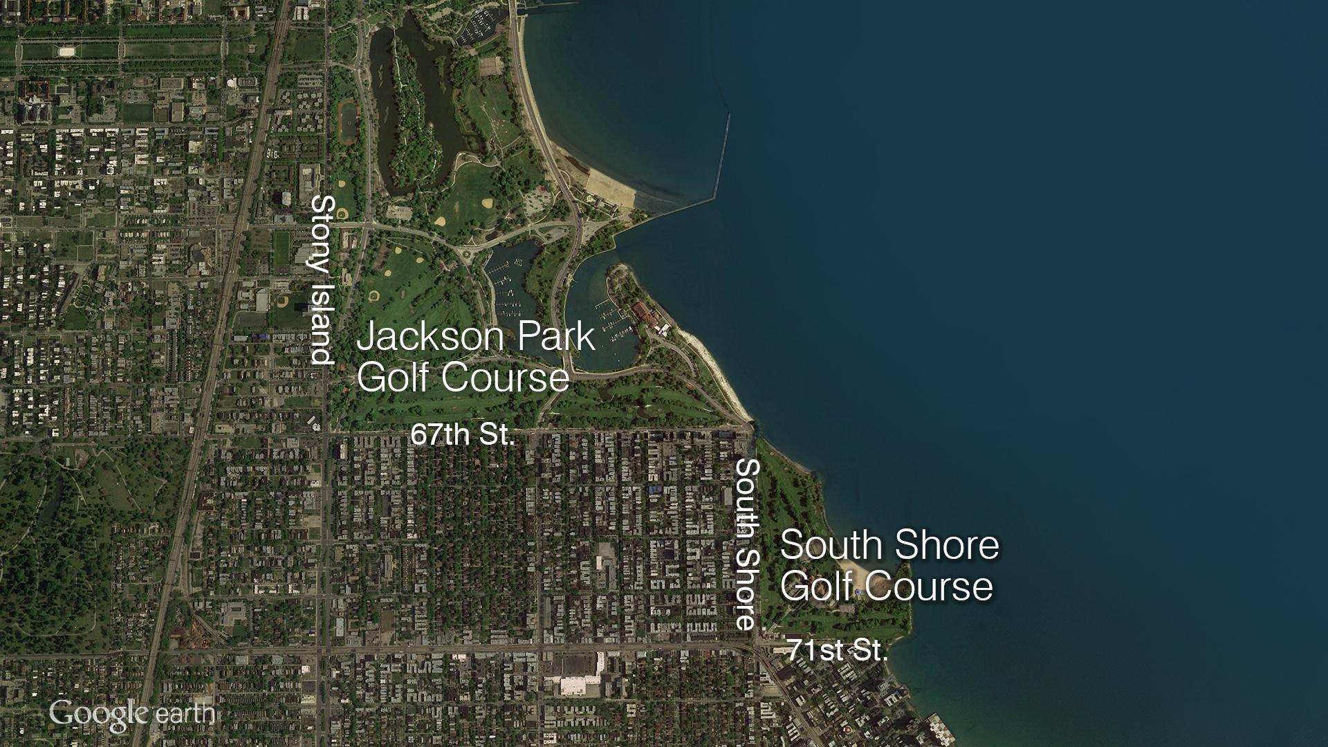 Tiger Woods Designed Golf Course In Jackson Park Gets