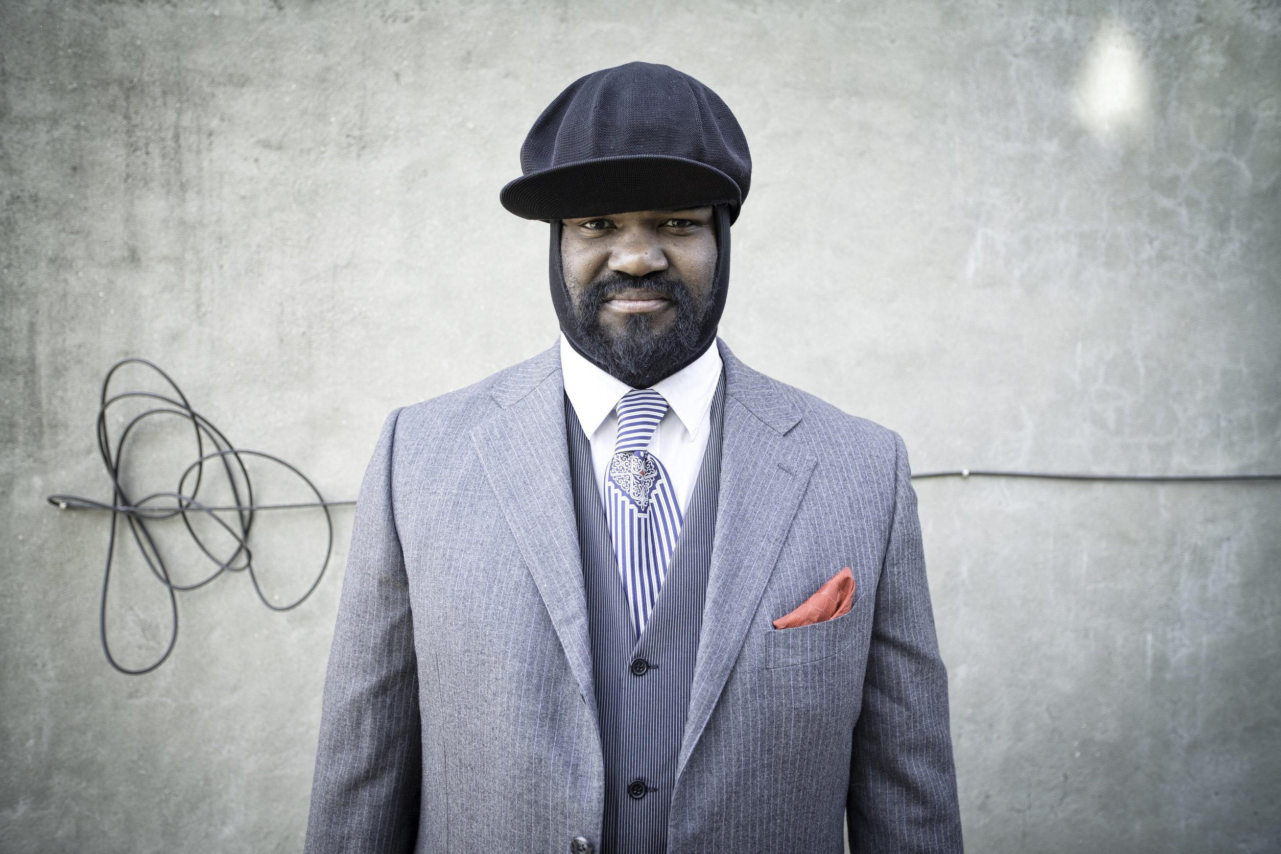 Gregory Porter (Credit: Shawn Peters)