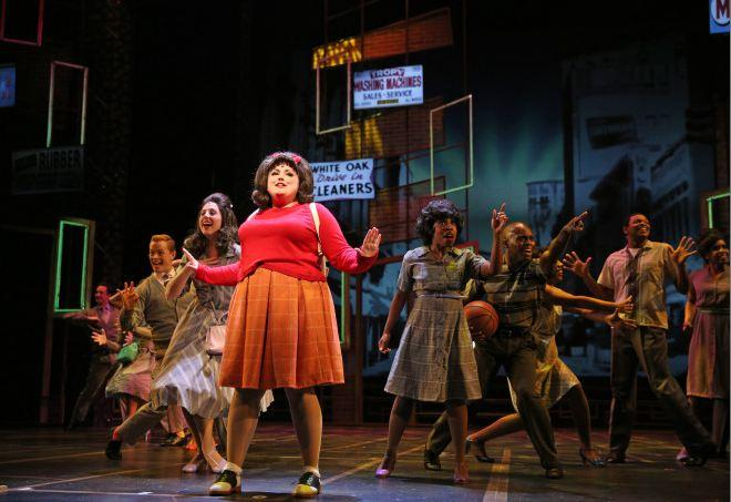 Amelia Jo Parish plays Tracy Turnblad. (Liz Lauren)