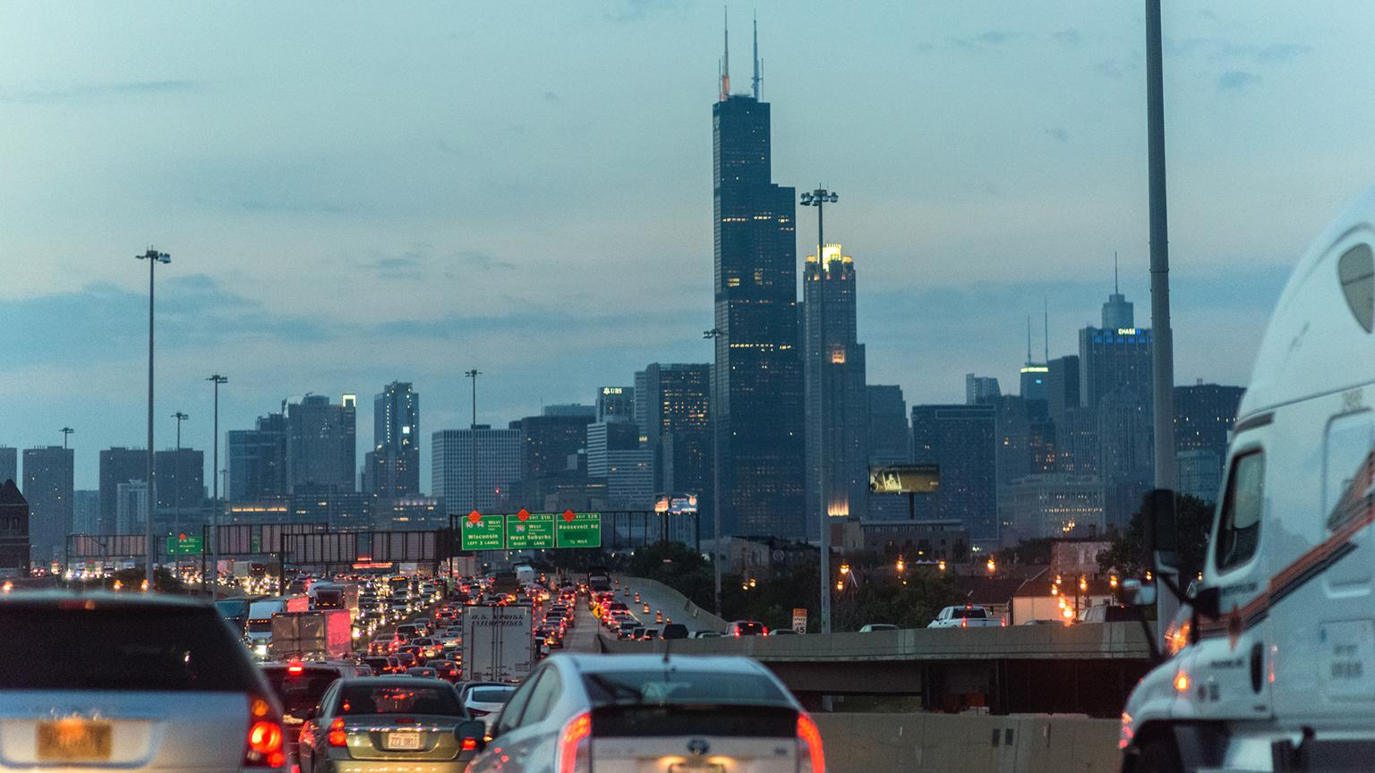 Chicago Christmas.Aaa Christmas Eve Will Be Worst Day For Holiday Travel In