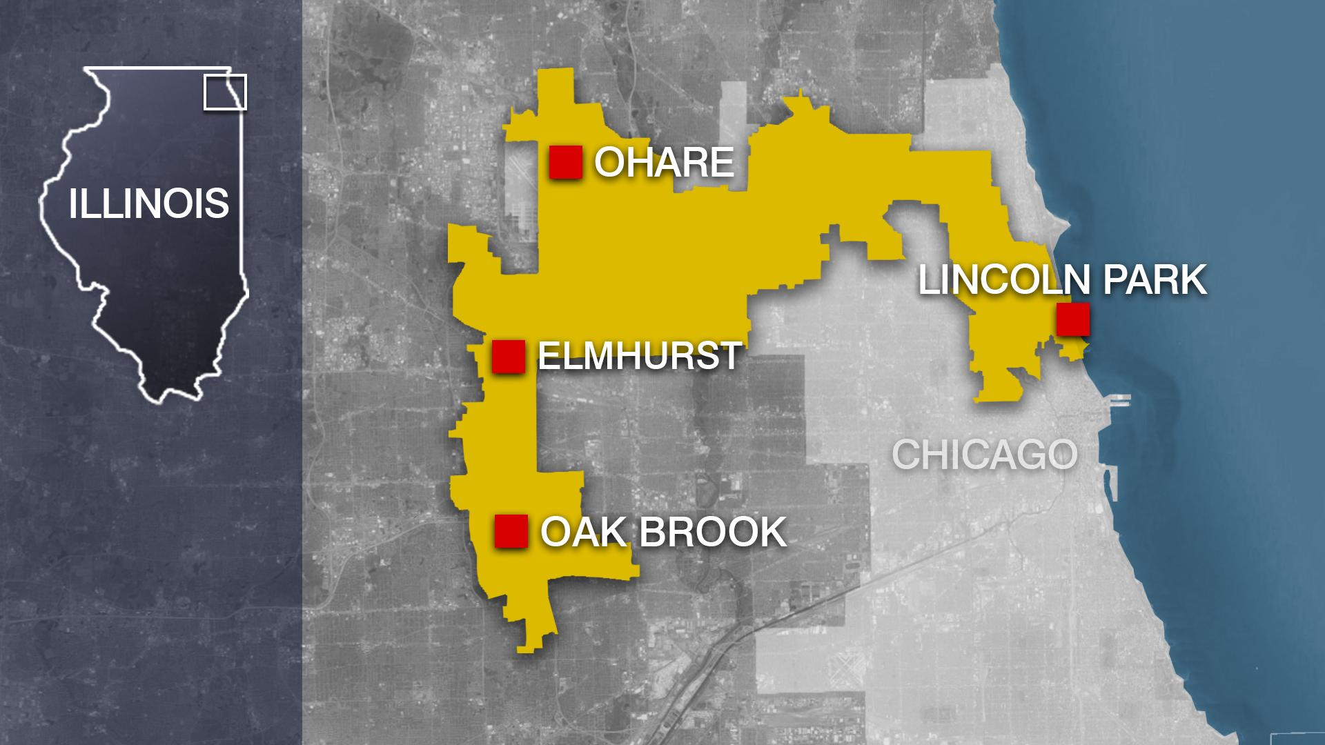 2018 Primary 6 Congressional Districts To Watch Chicago News Wttw