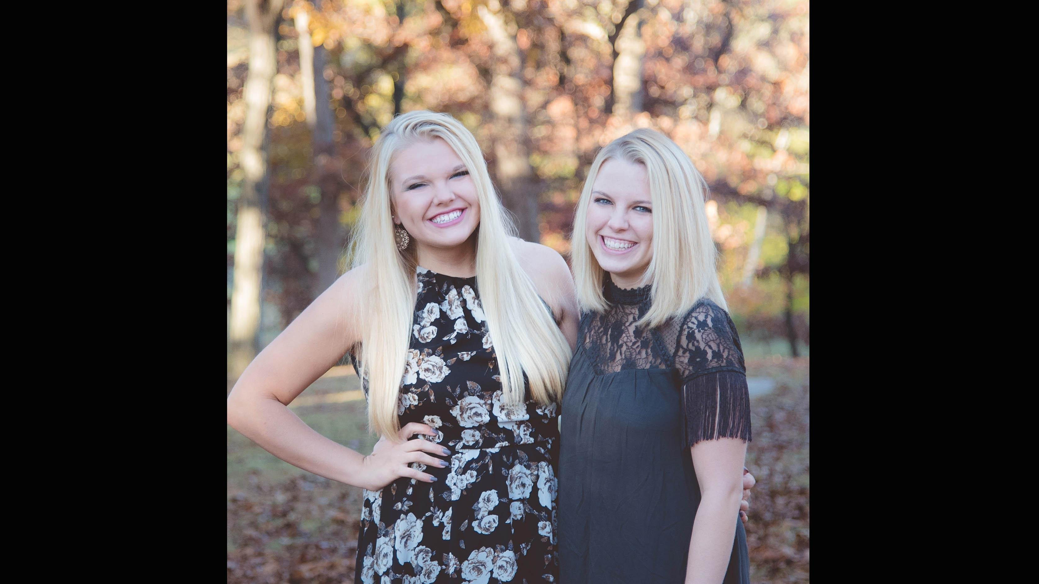 Sydney (left) and Hailey Kurtz plan to open a zero-waste marketplace in Chicago by spring 2020. (Courtesy of Hailey Kurtz)