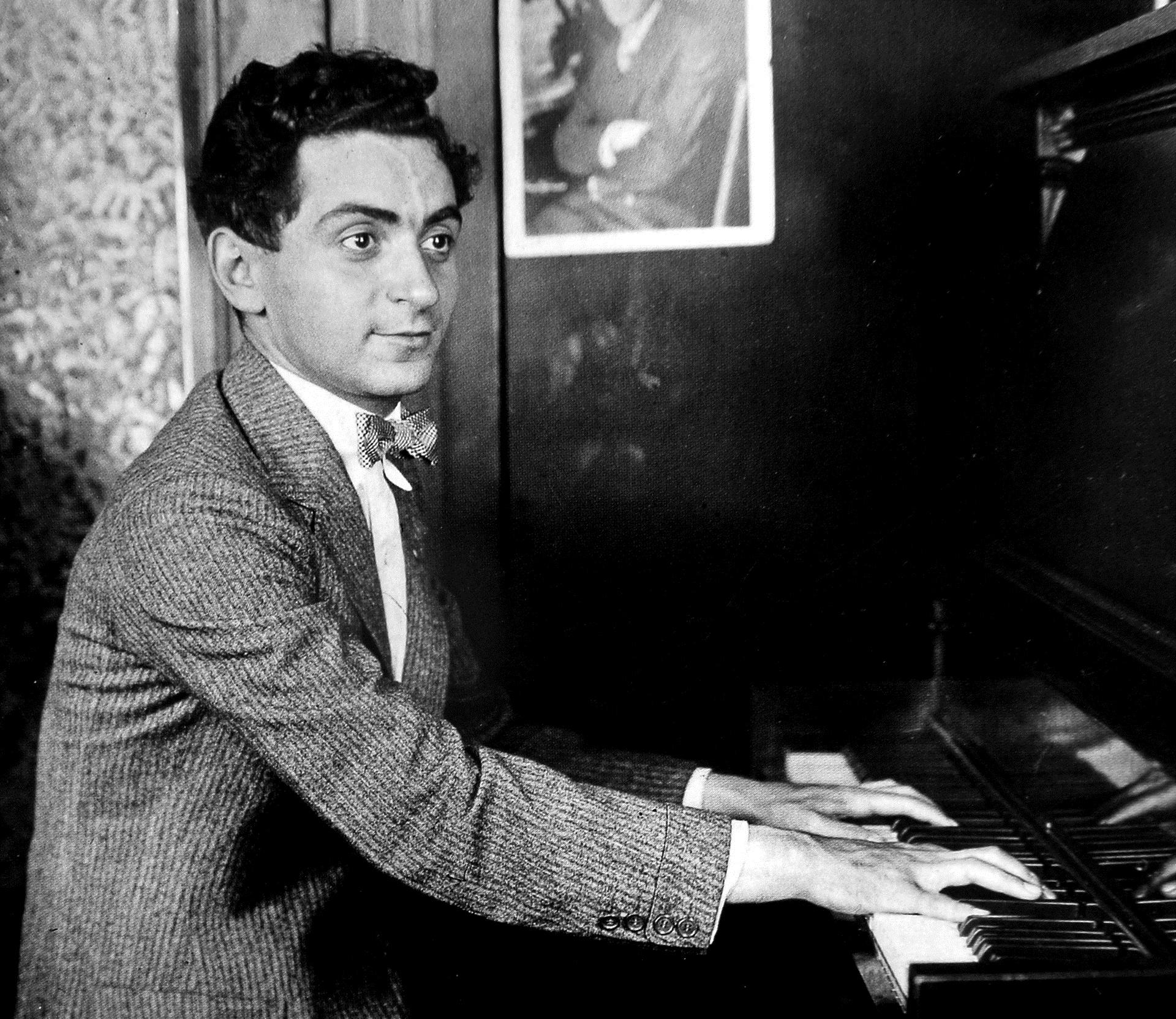 Irving Berlin in 1906.