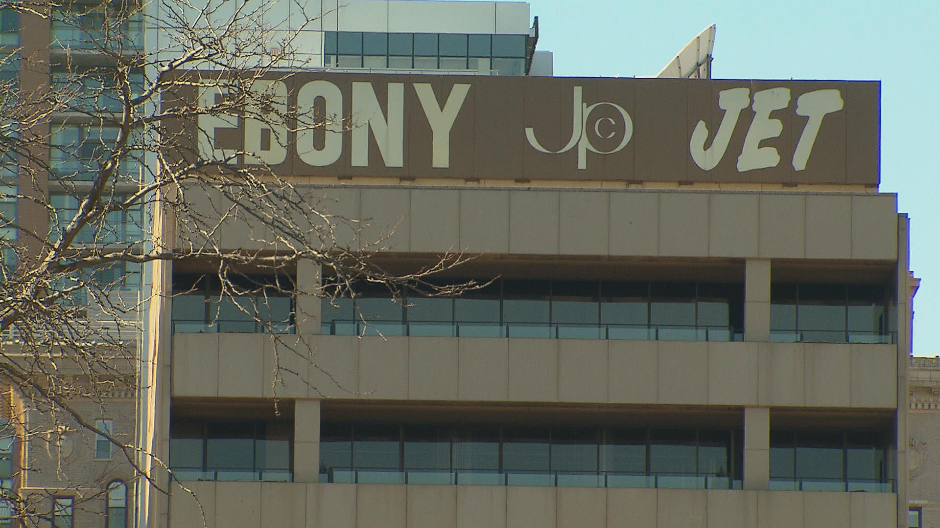 Ebony jet building