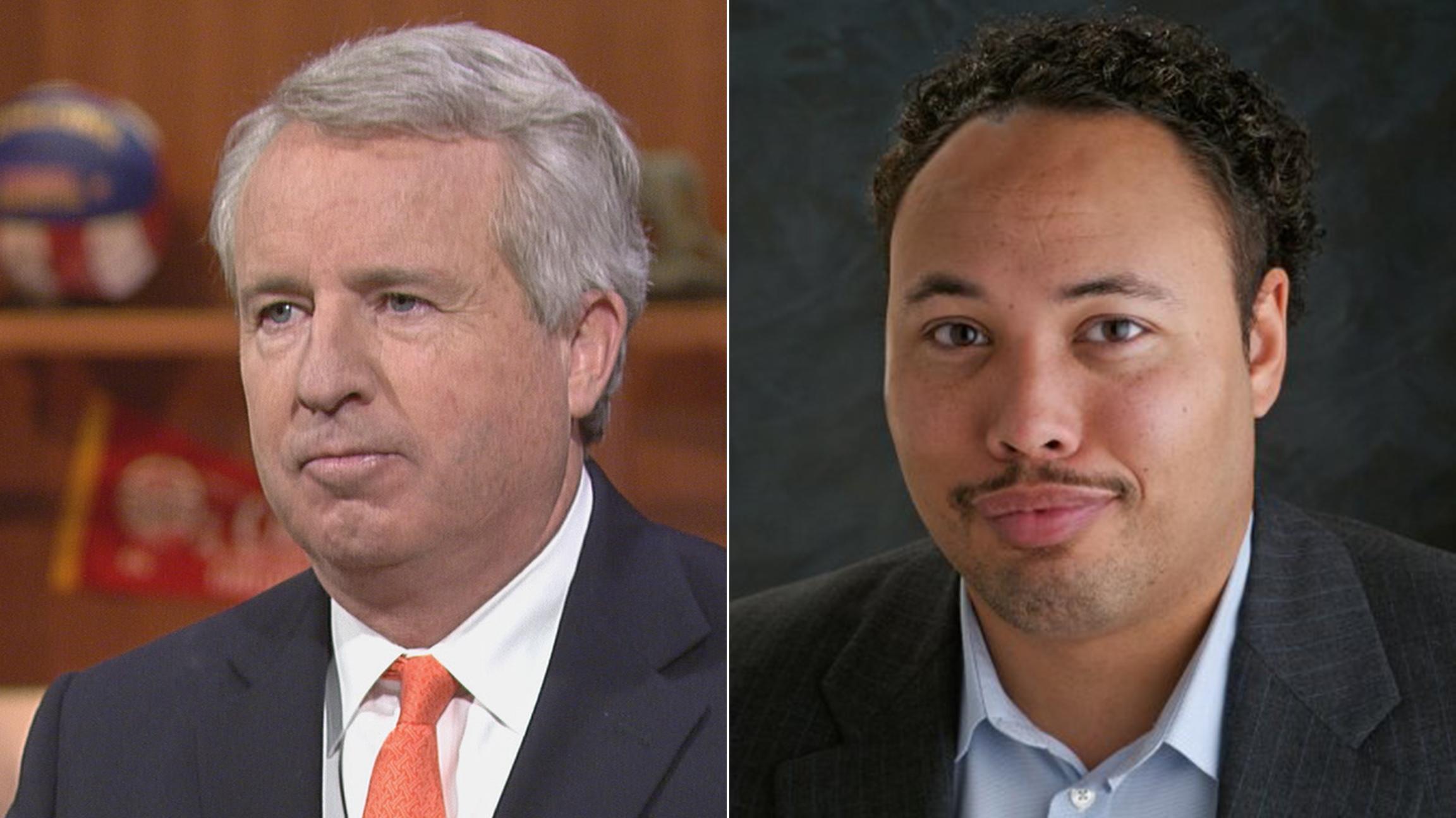 Ra Joy, Father Of Slain Xavier Joy, Joins Governor's Race With Kennedy