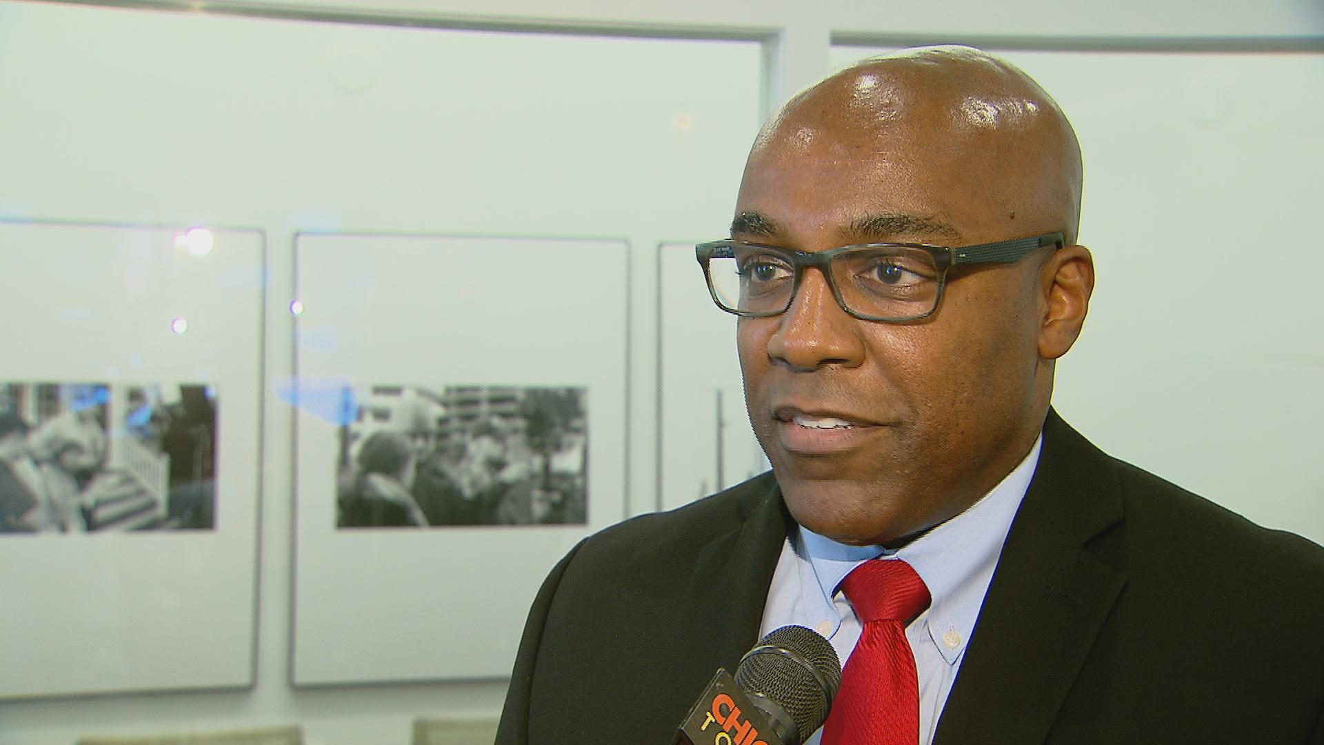 State Sen. Kwame Raoul (Chicago Tonight)