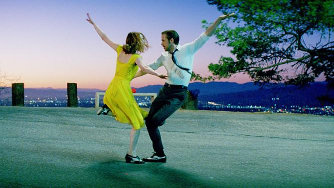 "A screening of the new musical ""La La Land"" opens this year's Chicago International Film Festival. (Courtesy of the Chicago International Film Festival)"
