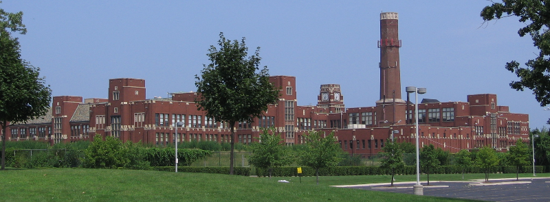 Lane Tech High School (LonleyBeacon)